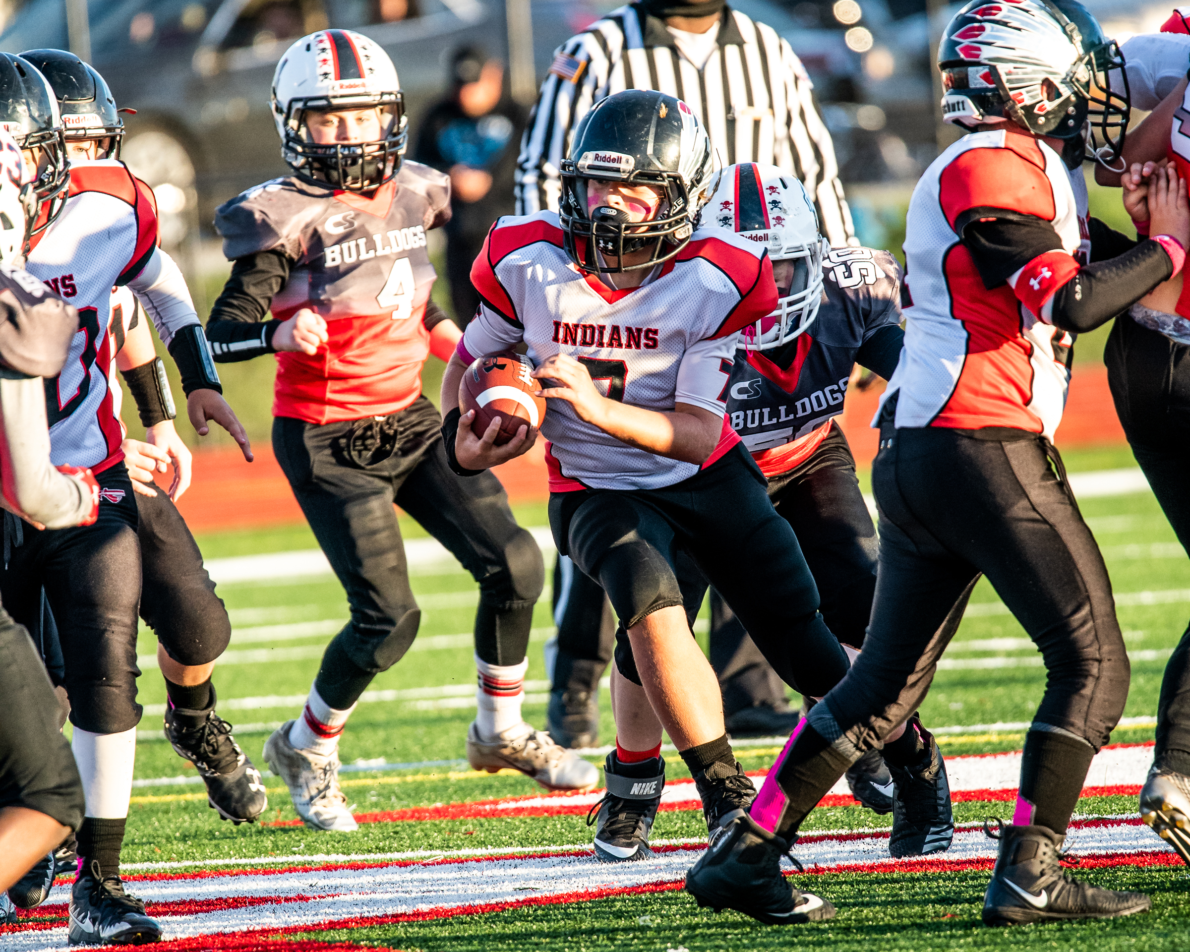 Fort Osage Youth League Football