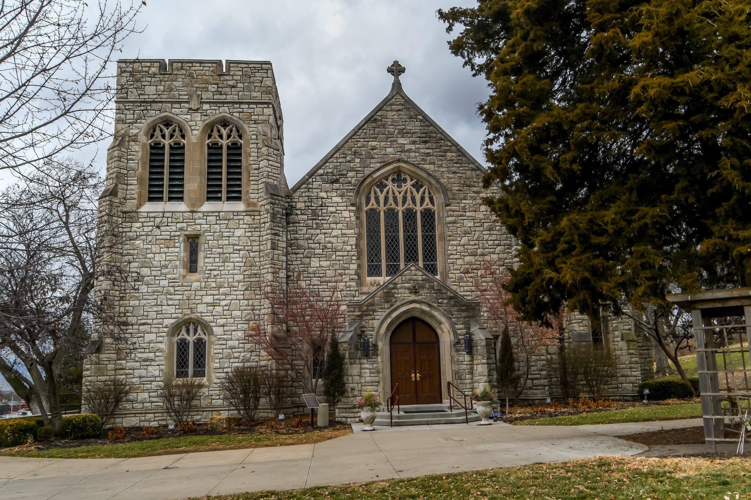 Graham Tyler Memorial Chapel