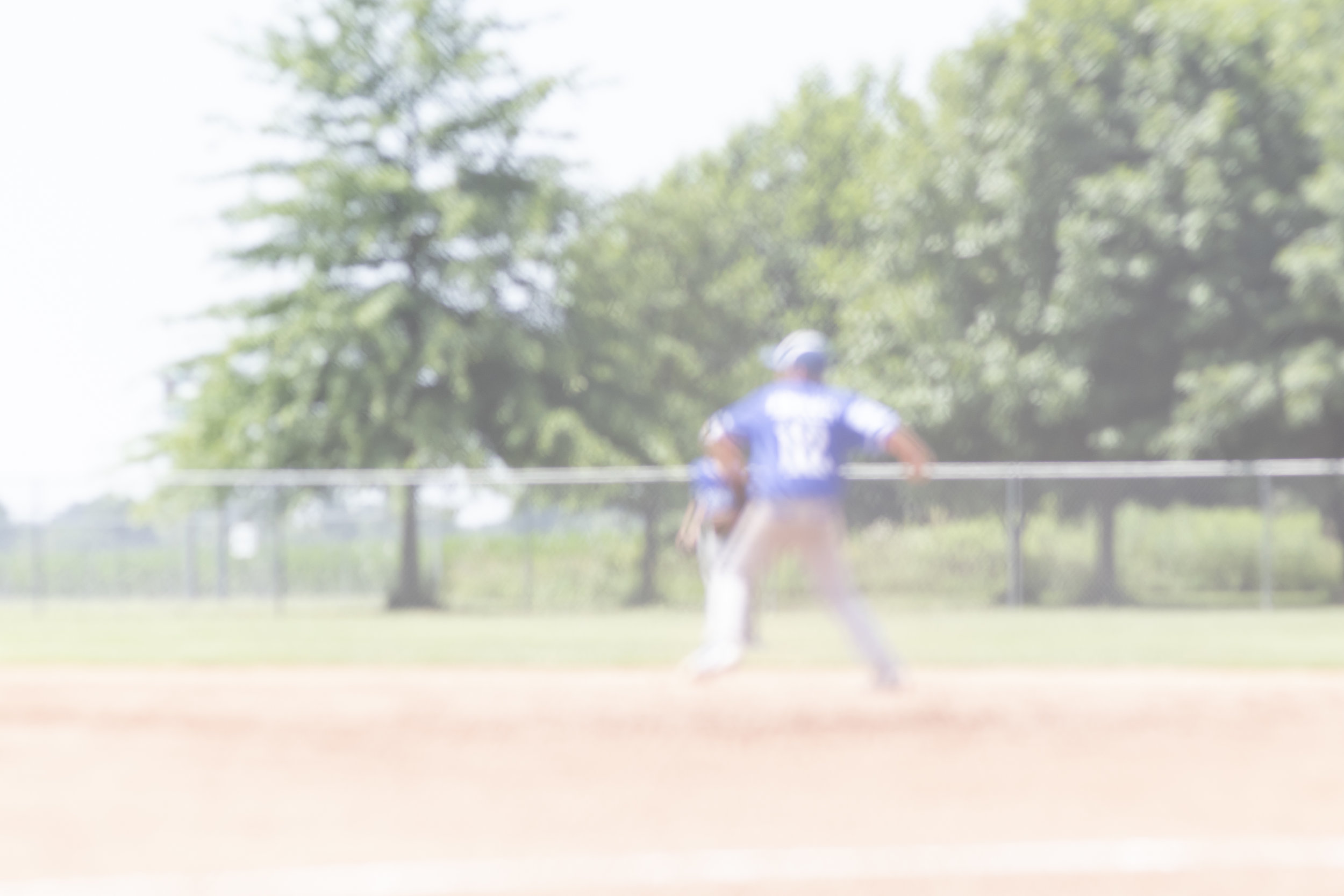 Another baseball image where the action was so fast that the camera didn't know where to focus, so it didn't…