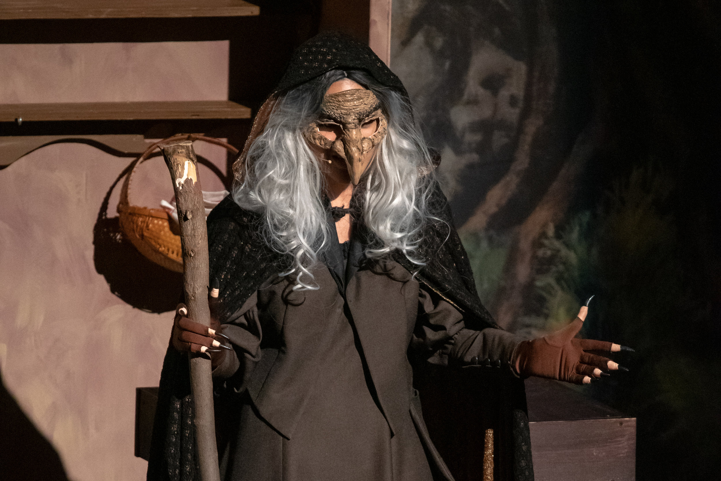 The Witch (Into The Woods)