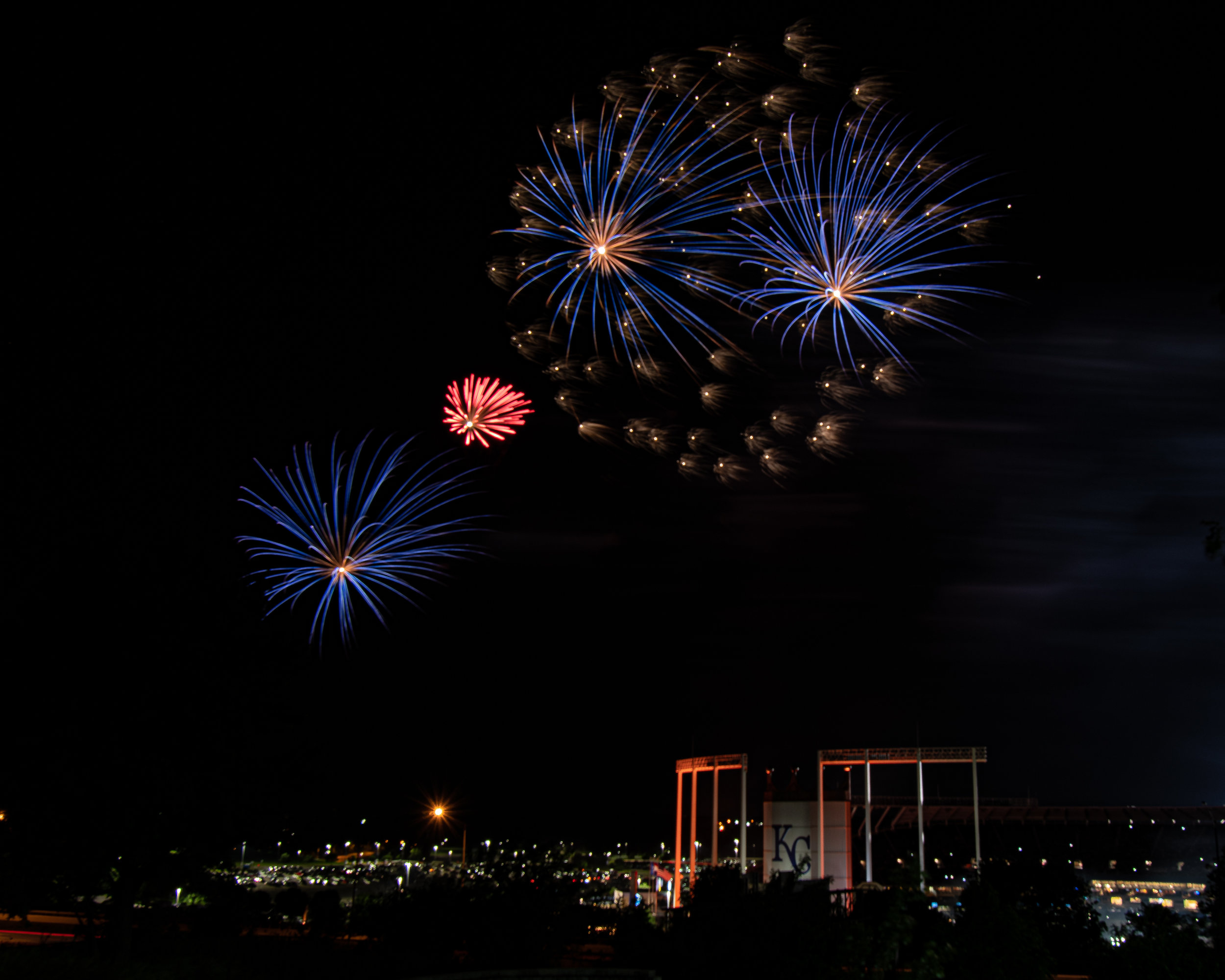 Kansas City Royals Firework Friday (4 of 19).jpg