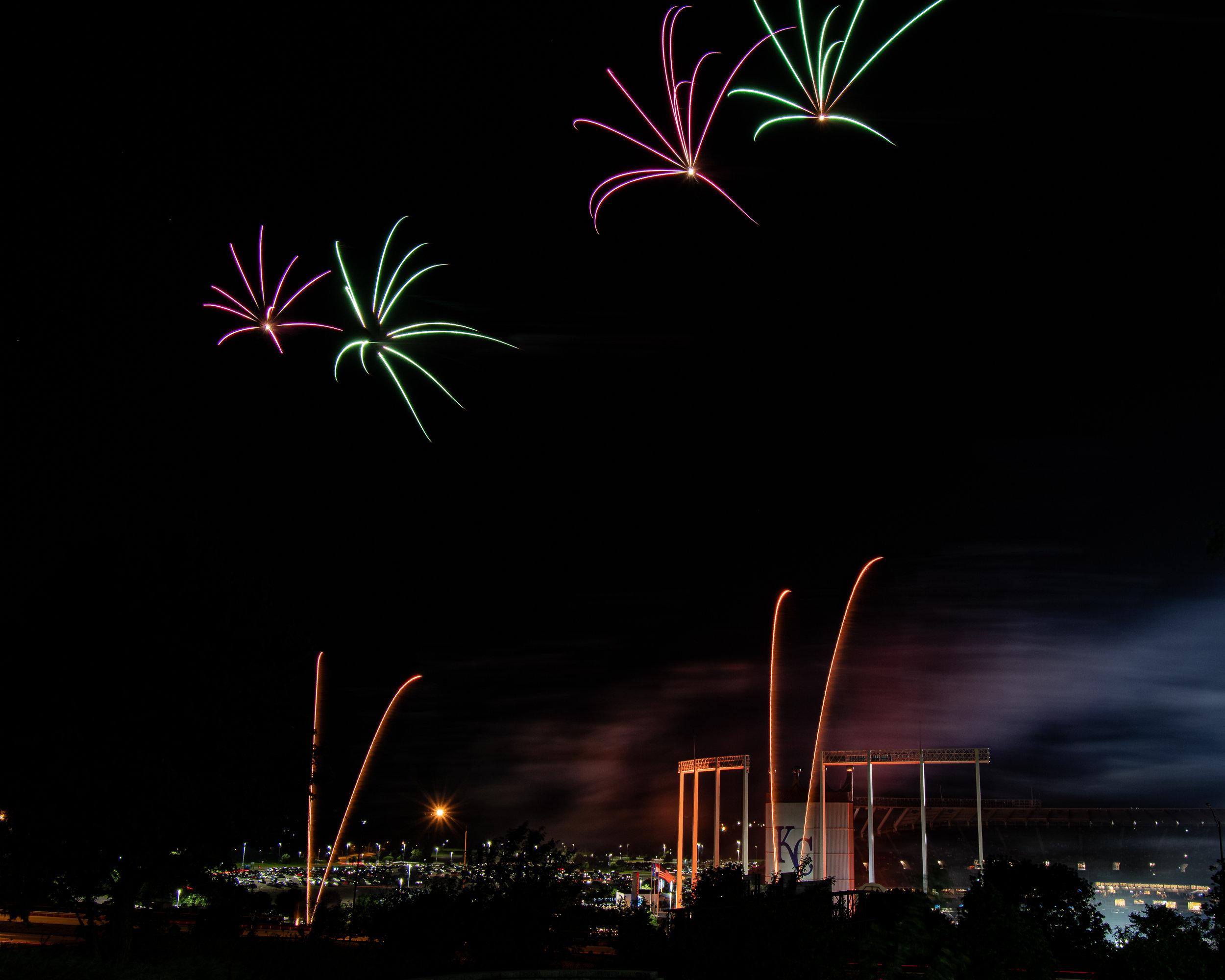 Kansas City Royals Firework Friday (7 of 19).jpg