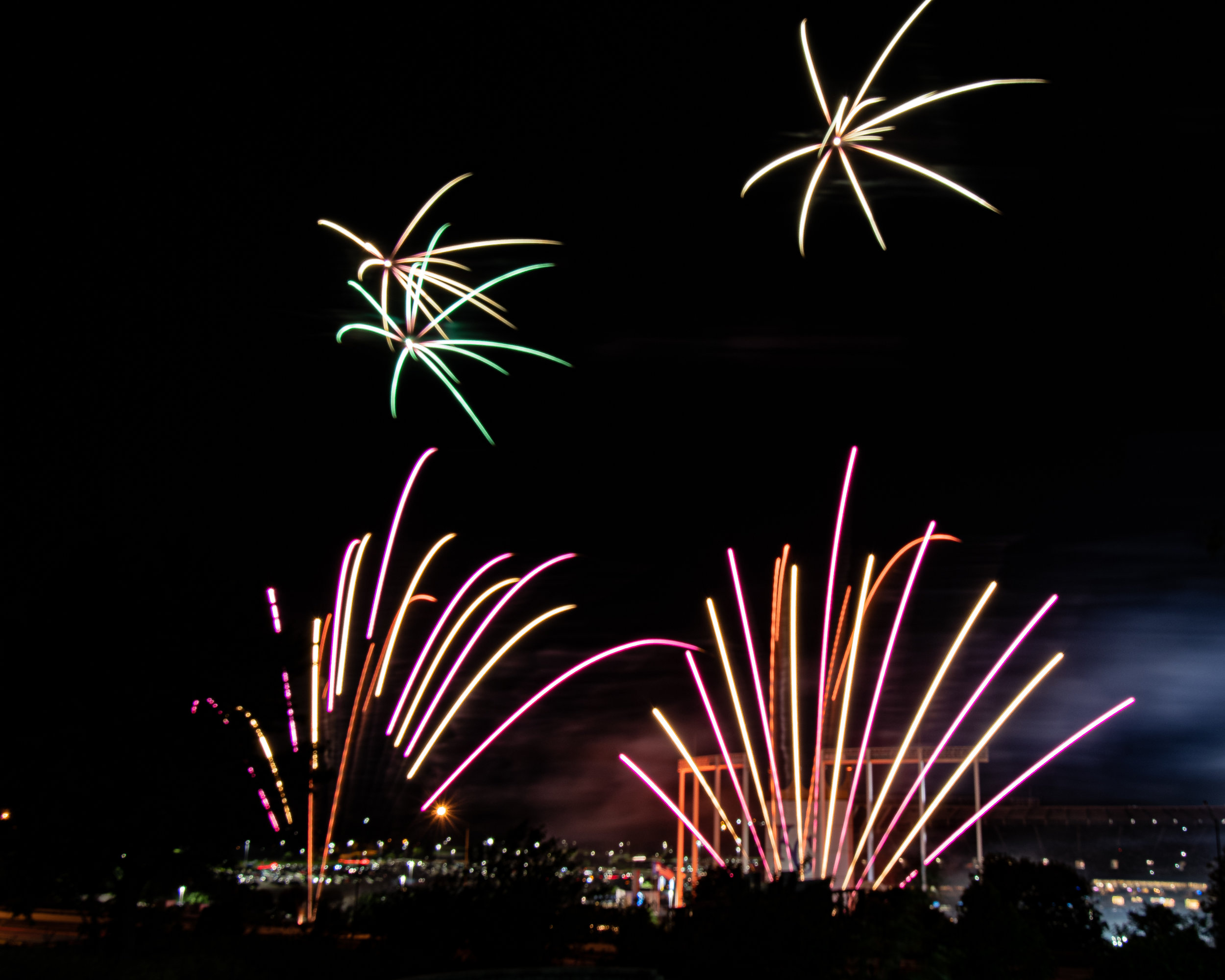 Kansas City Royals Firework Friday (8 of 19).jpg