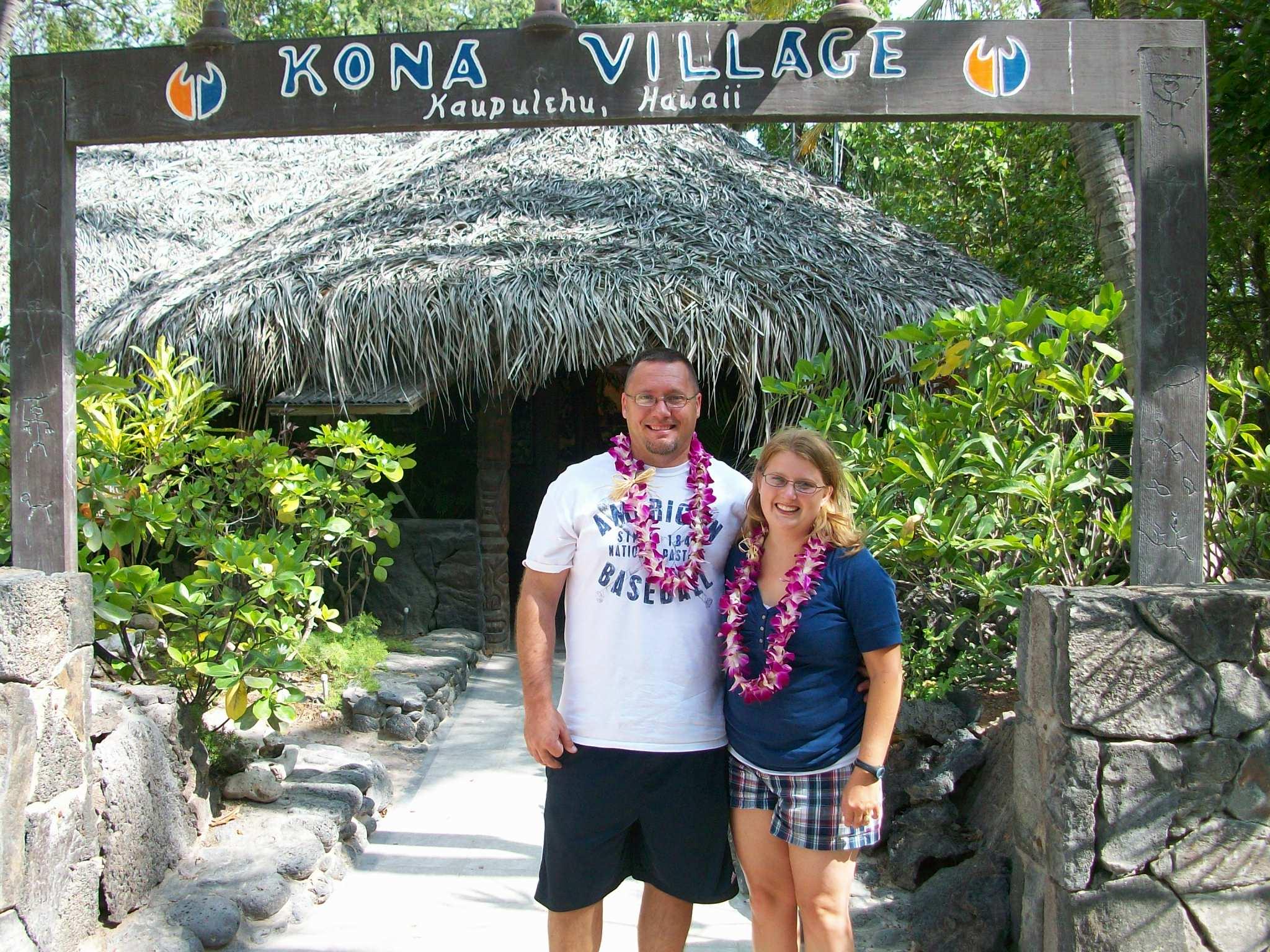 Ten year anniversary trip to Kona Village.