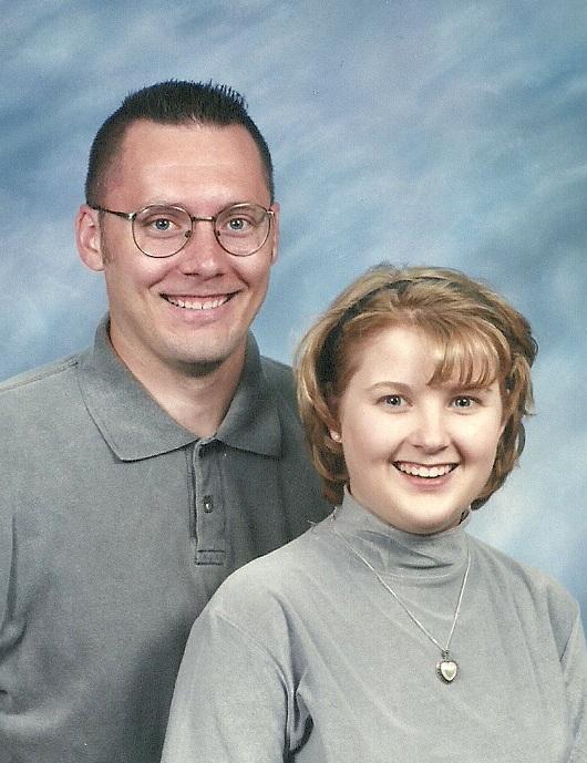 A church directory photograph.