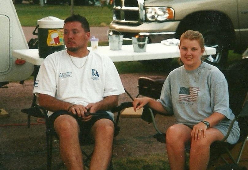 We've always loved camping.
