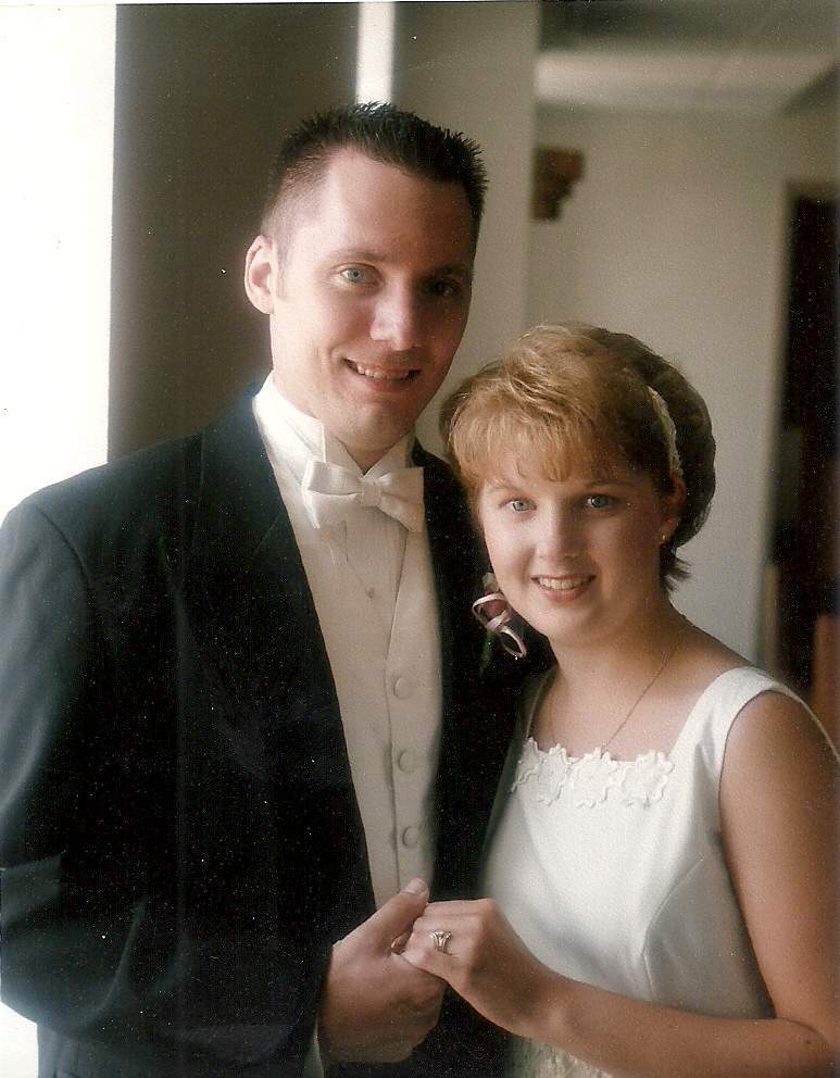 My Beautiful Bride of 20 Years