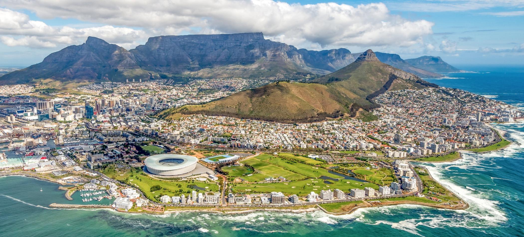 Cape to FallsSouth Africa - Retreats