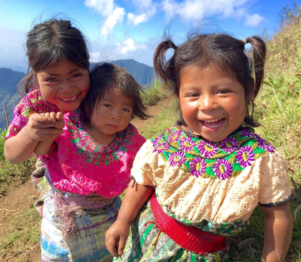Mayan Community Glamping Trek -  Guatemala Mayan Smiles.jpg