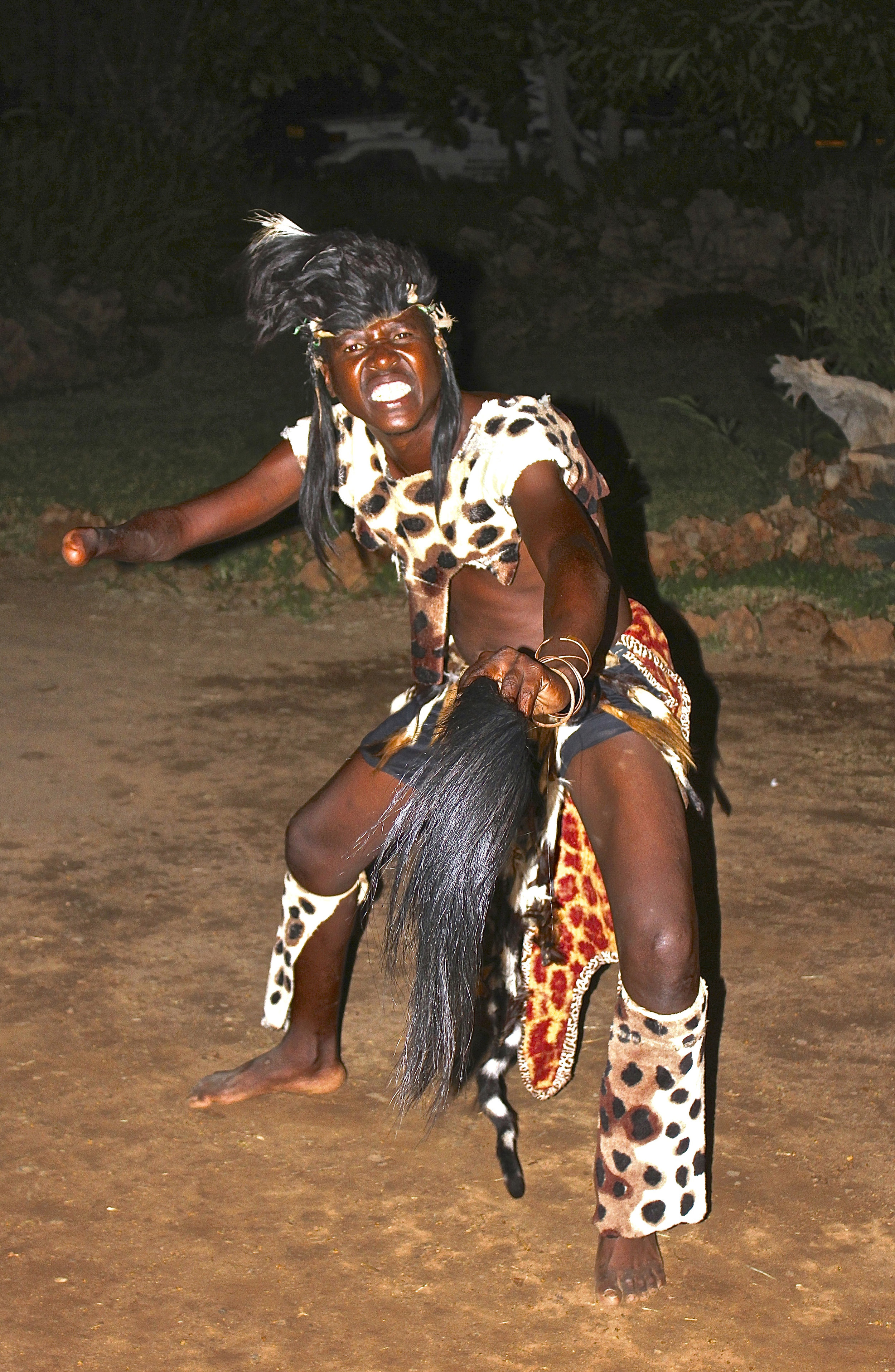 35. Imvelo Safari Lodges - Gorges Lodge - Traditional  Dancing evening at the lodge.jpg