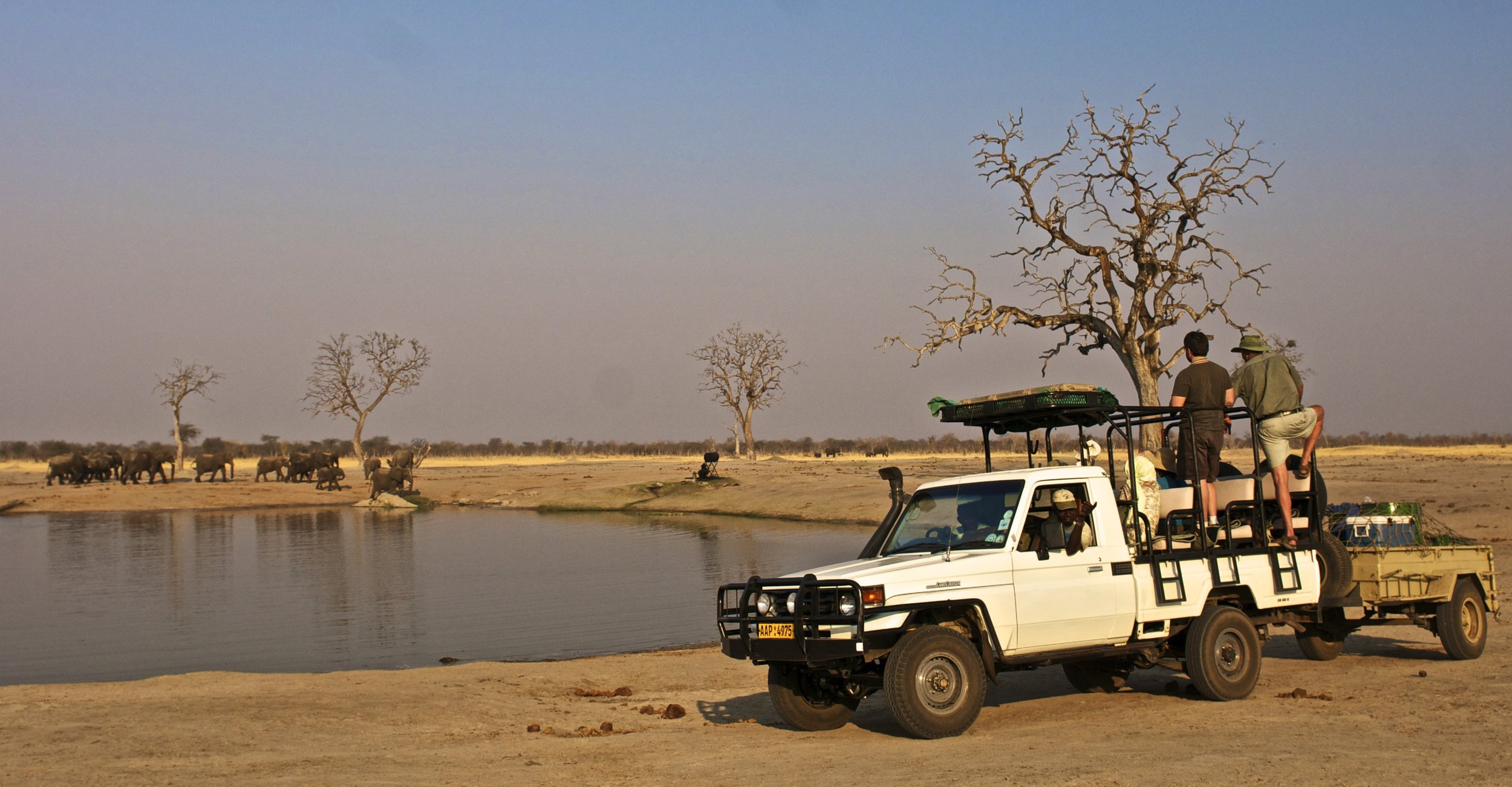 57. Imvelo Safari Lodges - Bomani Tented Lodge - _Pump Runs_ are all day trips into the Park dropping off supplies.jpg