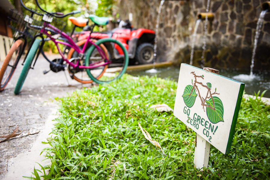 Costa Rica is a world renowned leader in environmental sustainability; inspiring examples abound!   Meals: B   L   D