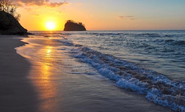 Farewell beautiful Costa Rica!   Meals: B