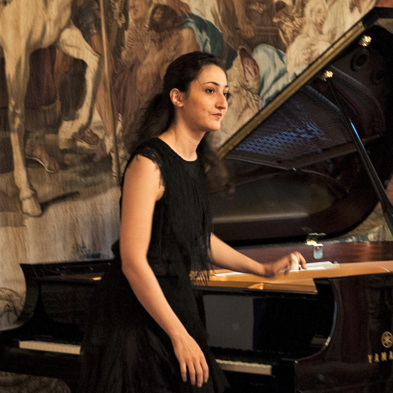 Helene Tysman - Spring 2014