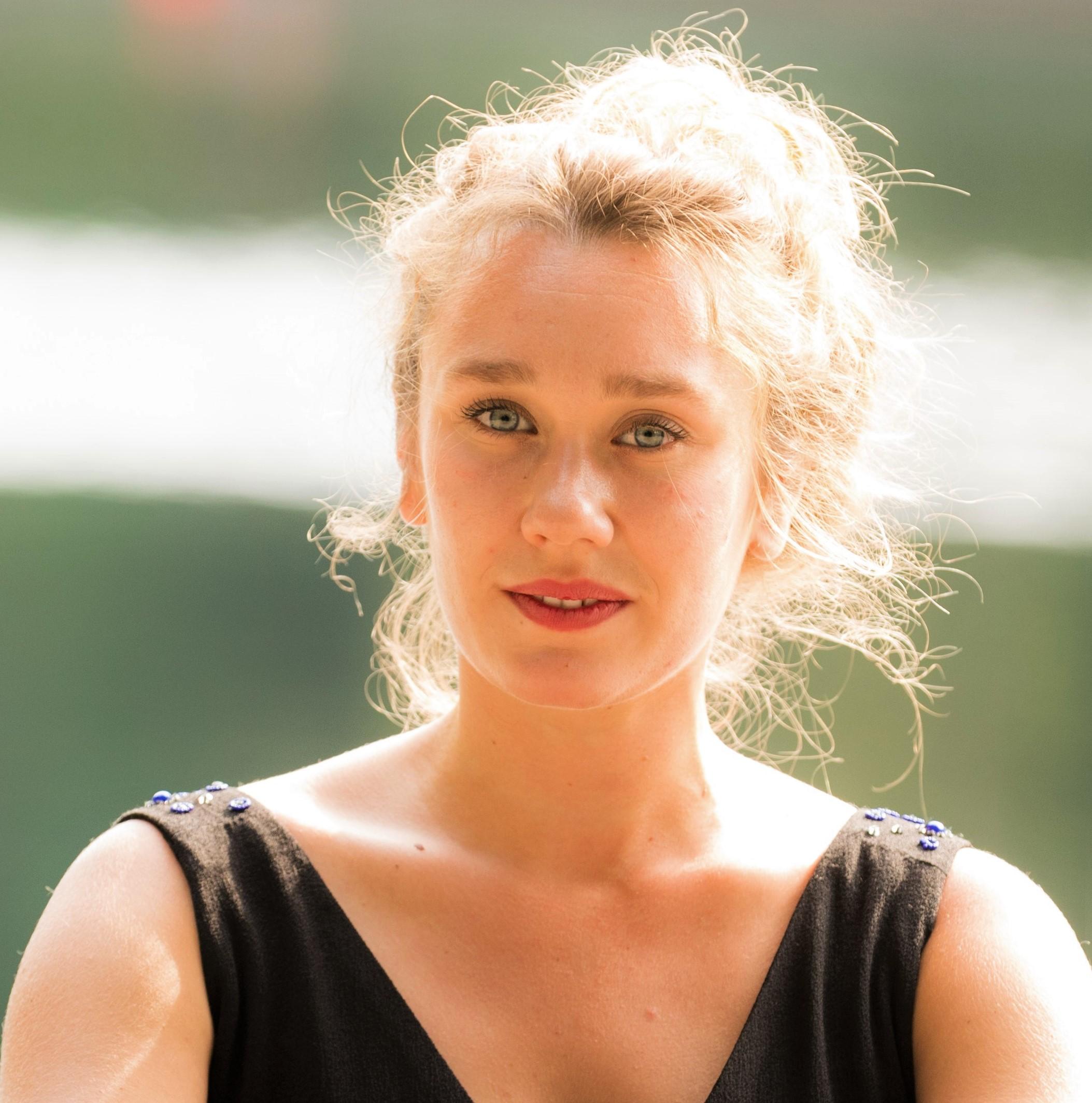 Sarah Margaine ('17)