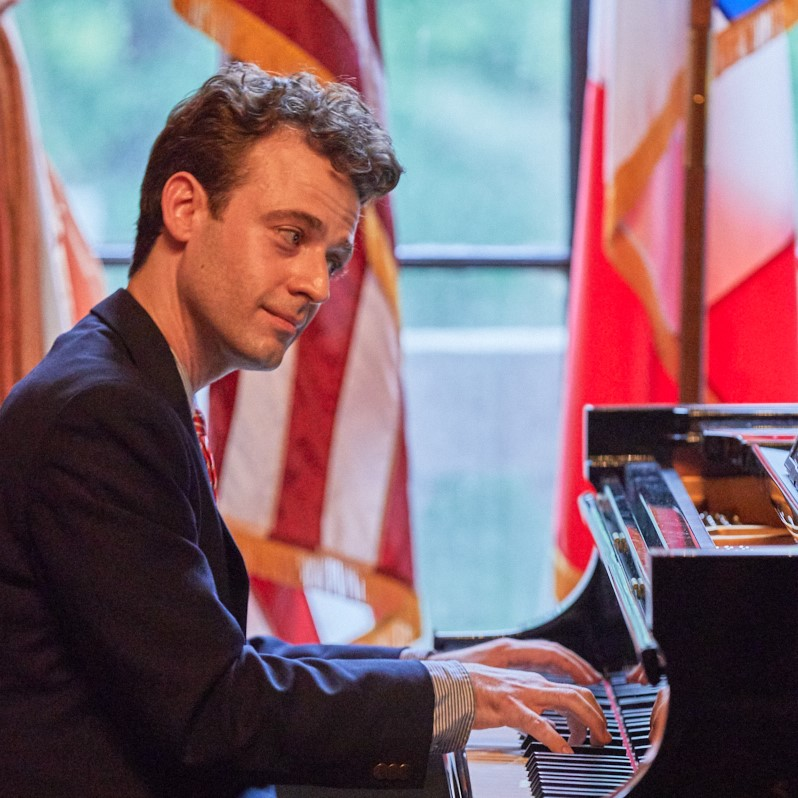 Artists — French-American Piano Society