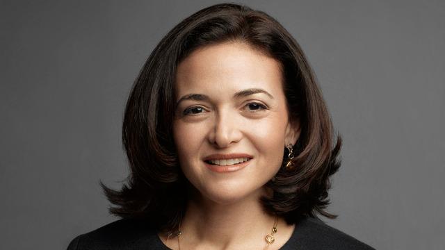Sheryl Sandberg - COO of Facebook
