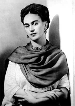 Frida Kahlo - Pioneering artist