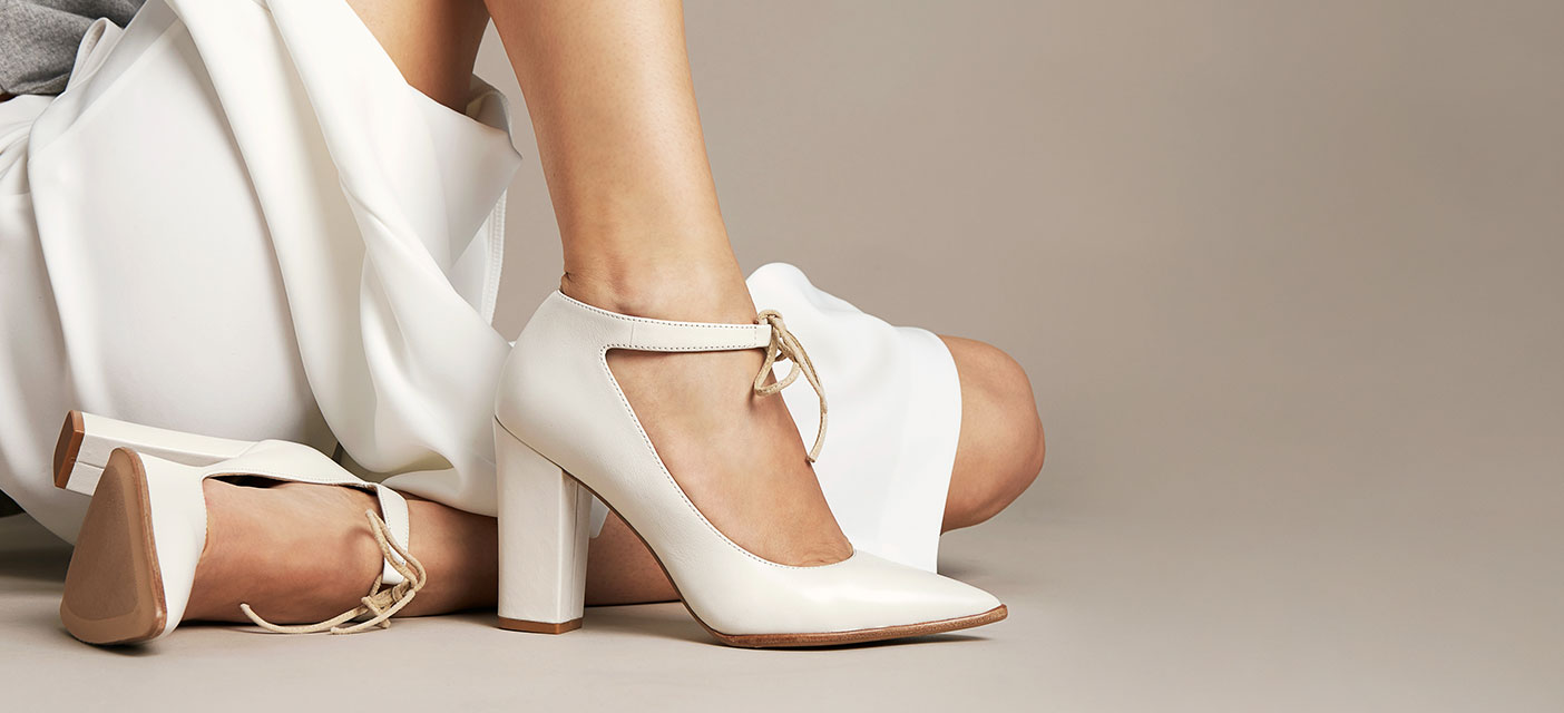 Love the shape of these -  Shoes of Prey