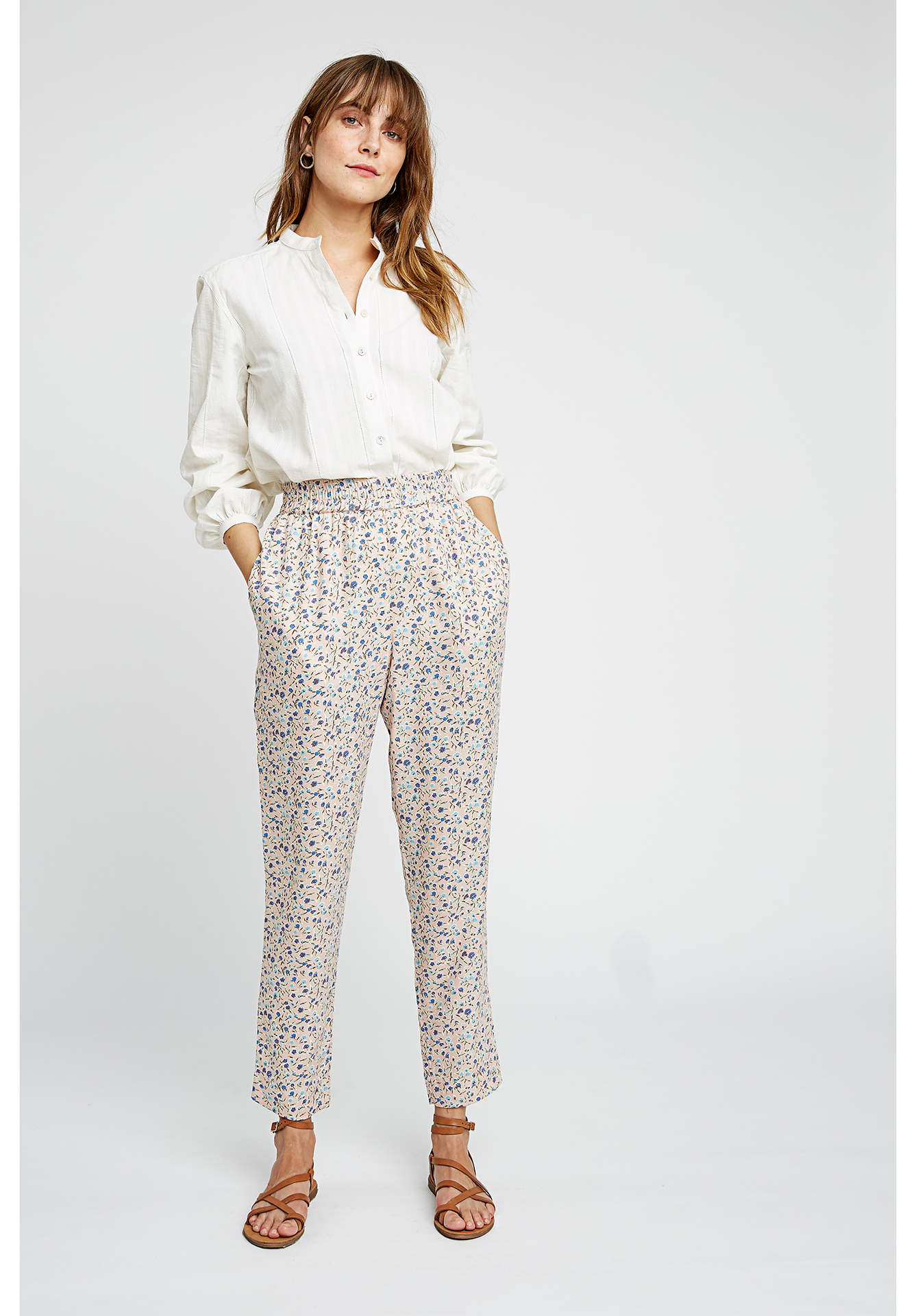 Or wear the trouser version!