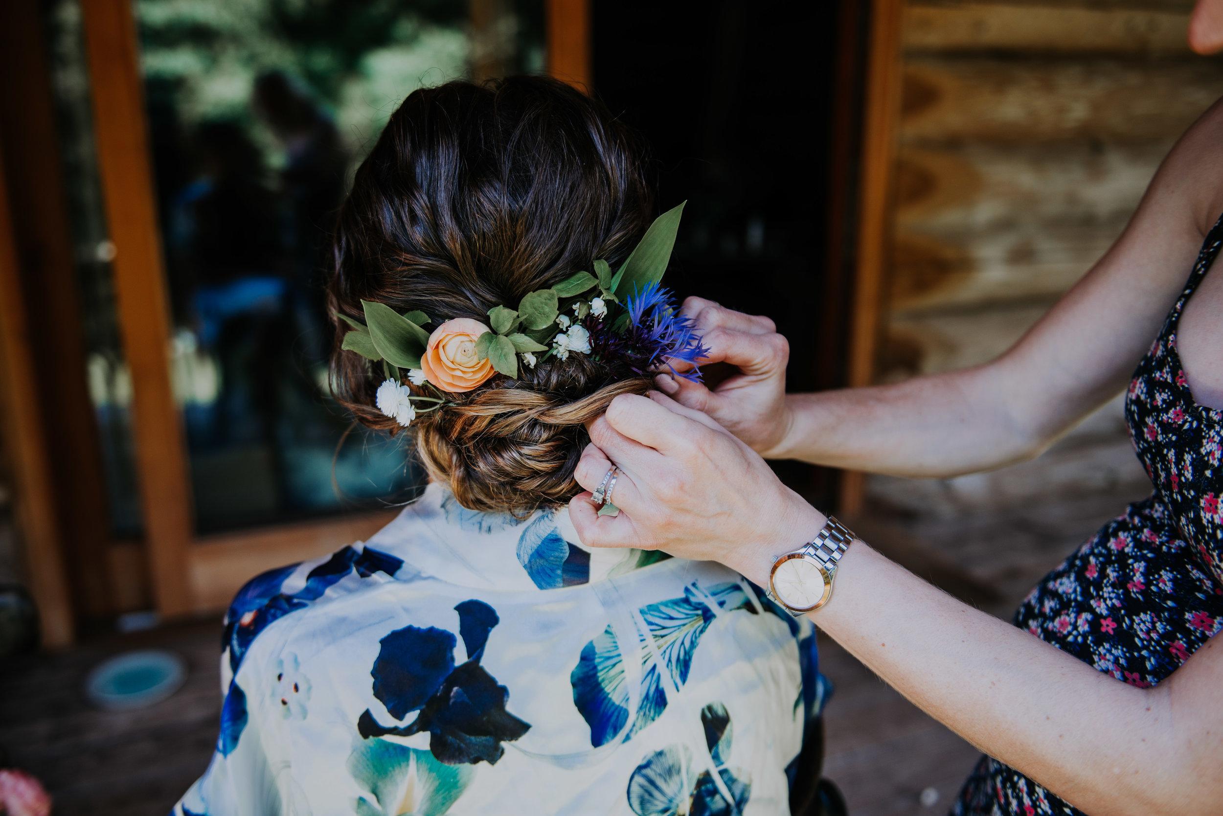 Hair & Make up -