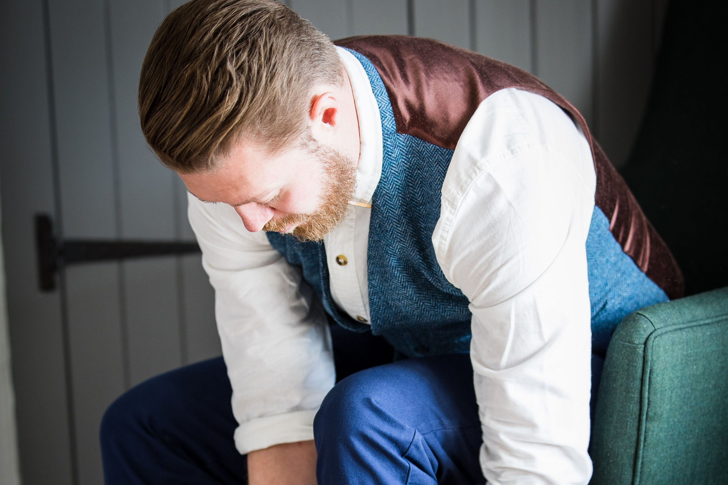 Cock and Bull tweed - Cock & Bull Tweed Collection brings you a colourful, modern and stylish collection of tweed clothing and accessories. We currently offer handsome waistcoats, caps and bow ties in a striking collection of artisan-produced handwoven tweeds, sourced from the Isle of Lewis in the Outer Hebrides of Scotland. We manufacture entirely in the United Kingdom - always have and always will - and operate to a sustainable and ethical remit.
