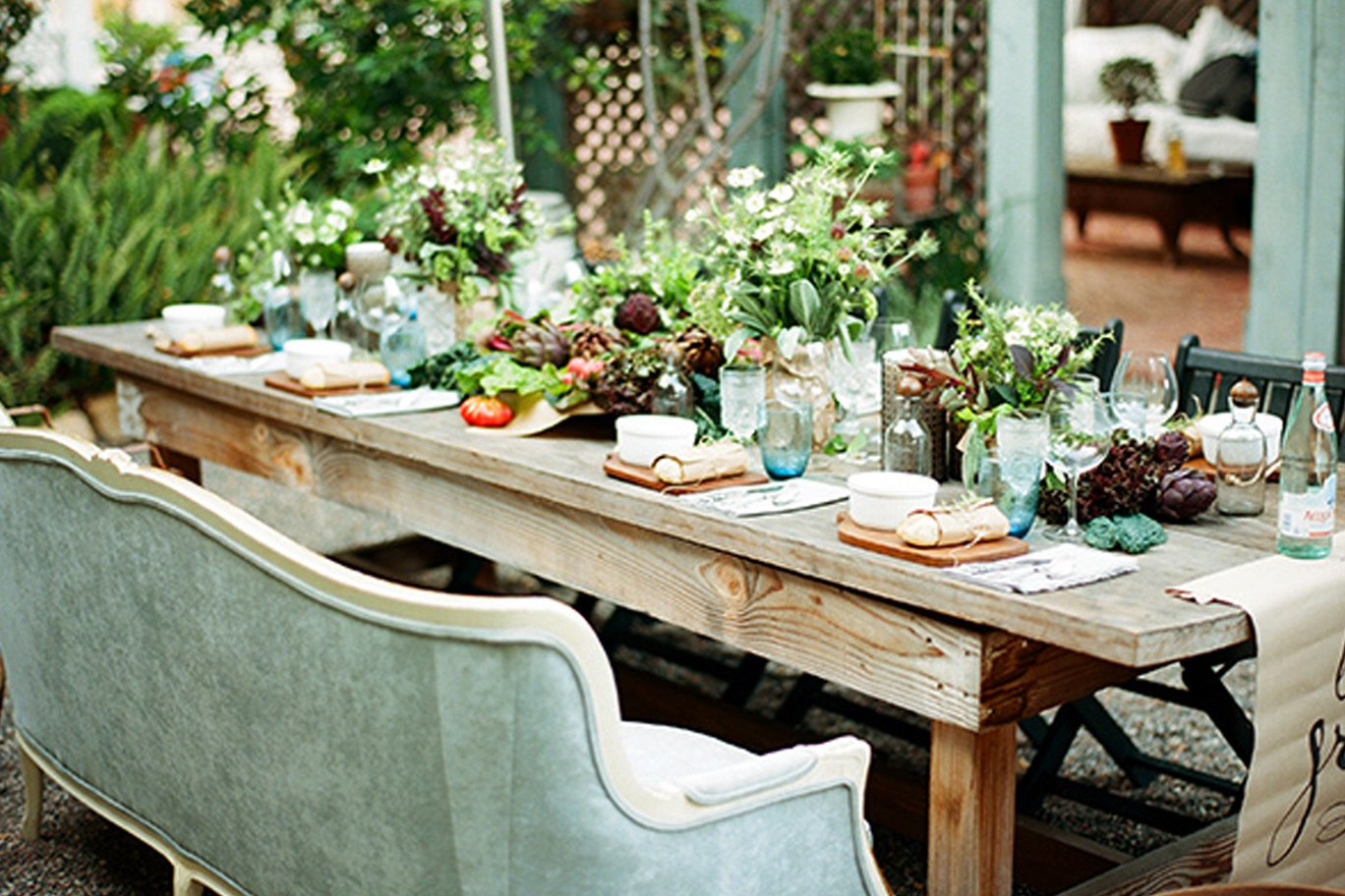 Fresh eco wedding trends - A collection of ideas we are loving for the eco friendly couple