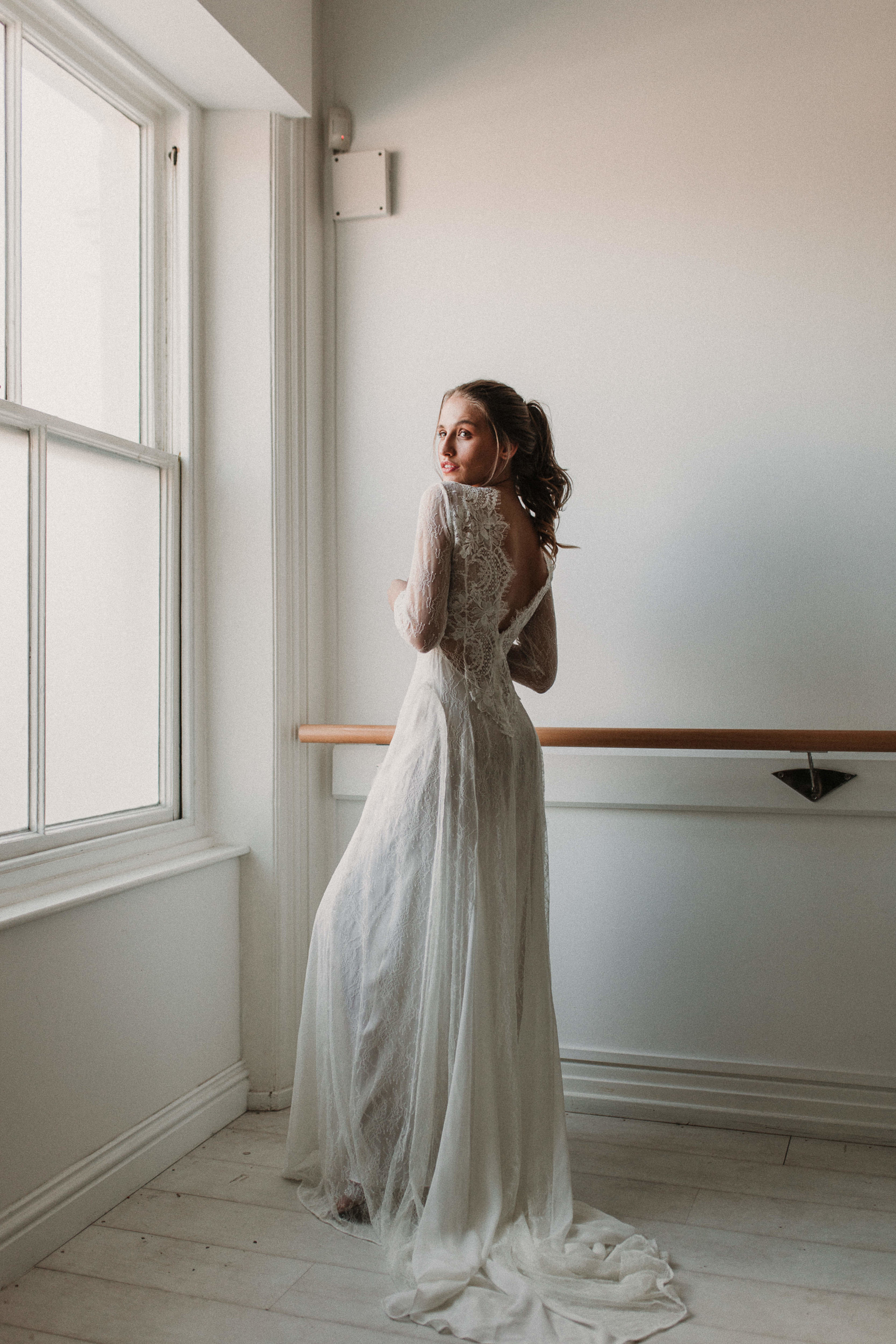 Luna Bride - One of our partners Luna Bride creates beautiful handmade wedding dresses from sustainable fabrics in Harrogate.Using luxurious natural and organic materials and stylish design, the Luna look combines elegance with comfort, opulence with simplicity, and tradition with fashion.With a romantic heart in classic sophistication and an expert eye on feminine fun, the Luna collection dances with magic and mystery as the Luna bride sparkles with individuality and independence.