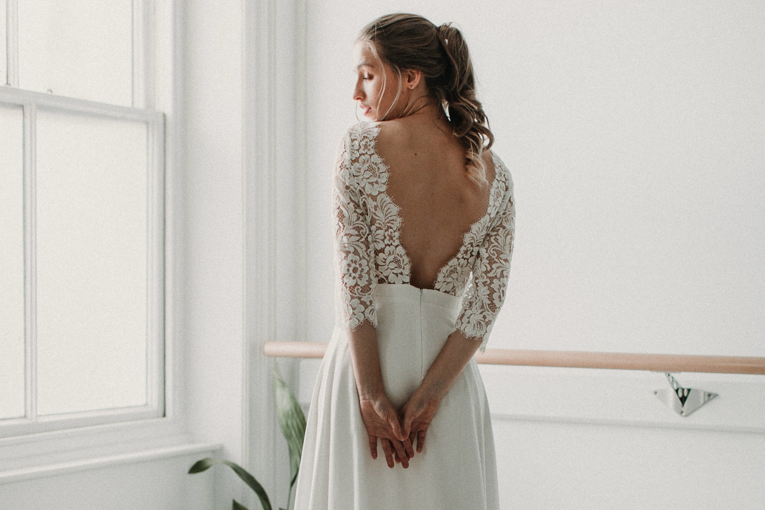 Luna Bride New Collection - A stunning new collection of eco friendly wedding gowns.