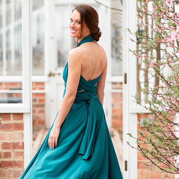 Twirling into Sunday... good morning good morning ding dong the bells are going to chime... my teal multi-way looking fabulous with the half circle skirt ideal for dancing!  #consciousbride #ecobride #ethicalwedding #ethicalbride #indiebride #shopethicalinstead #naturalbride #ecowedding #coolbride #stylishbride #modernbride #bridetobe #greenwedding #shopsmall #madeinbritain #handmadewithlove #bohobride #bohemianwedding #ethicalfashion #ecoweddinginspiration #bridesmaids #sustainablefashion #sustainablebride #sustainablewedding #ecowedding #indiewedding #naturalbride #naturalwedding @charlottepalazzophoto
