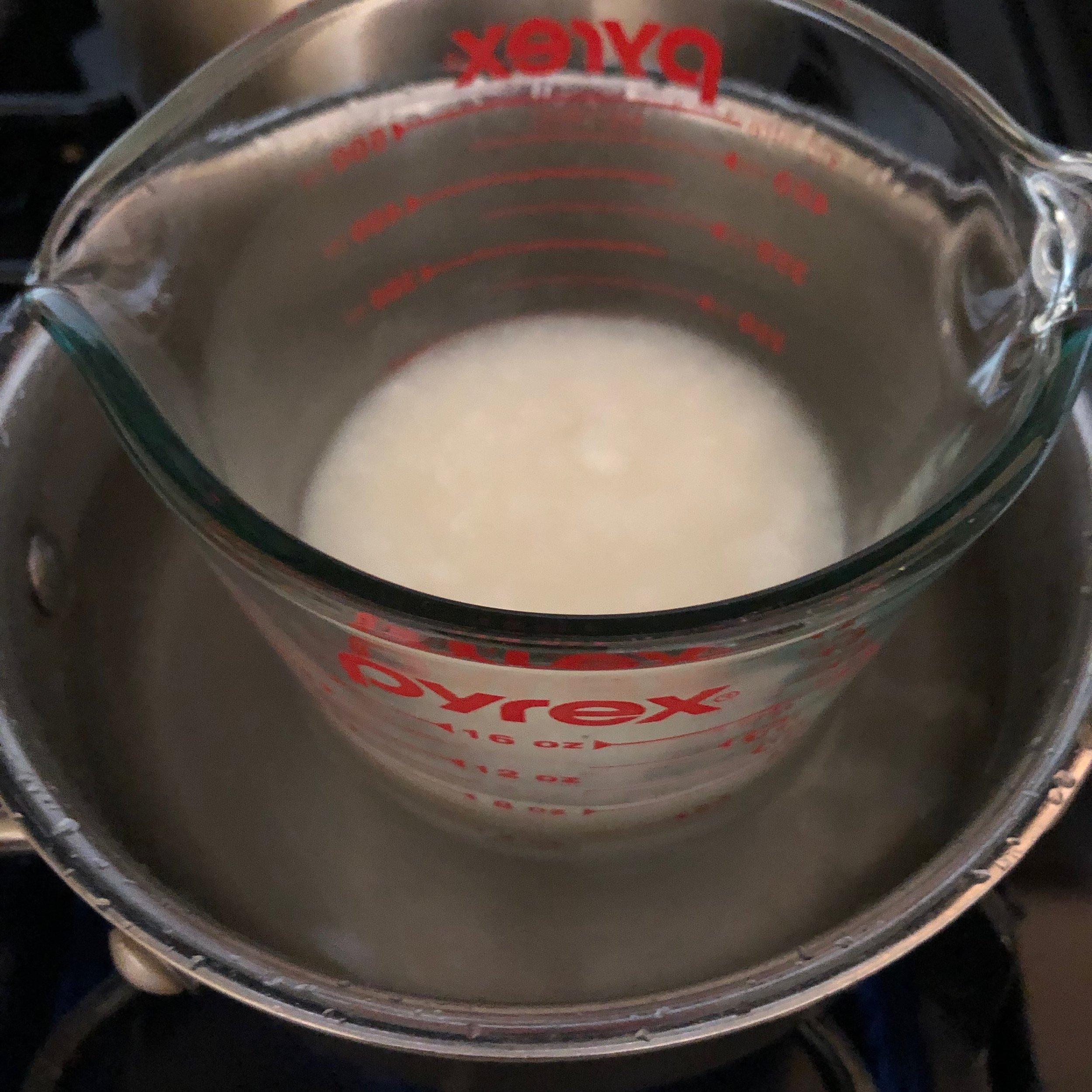 Melt Coconut Oil
