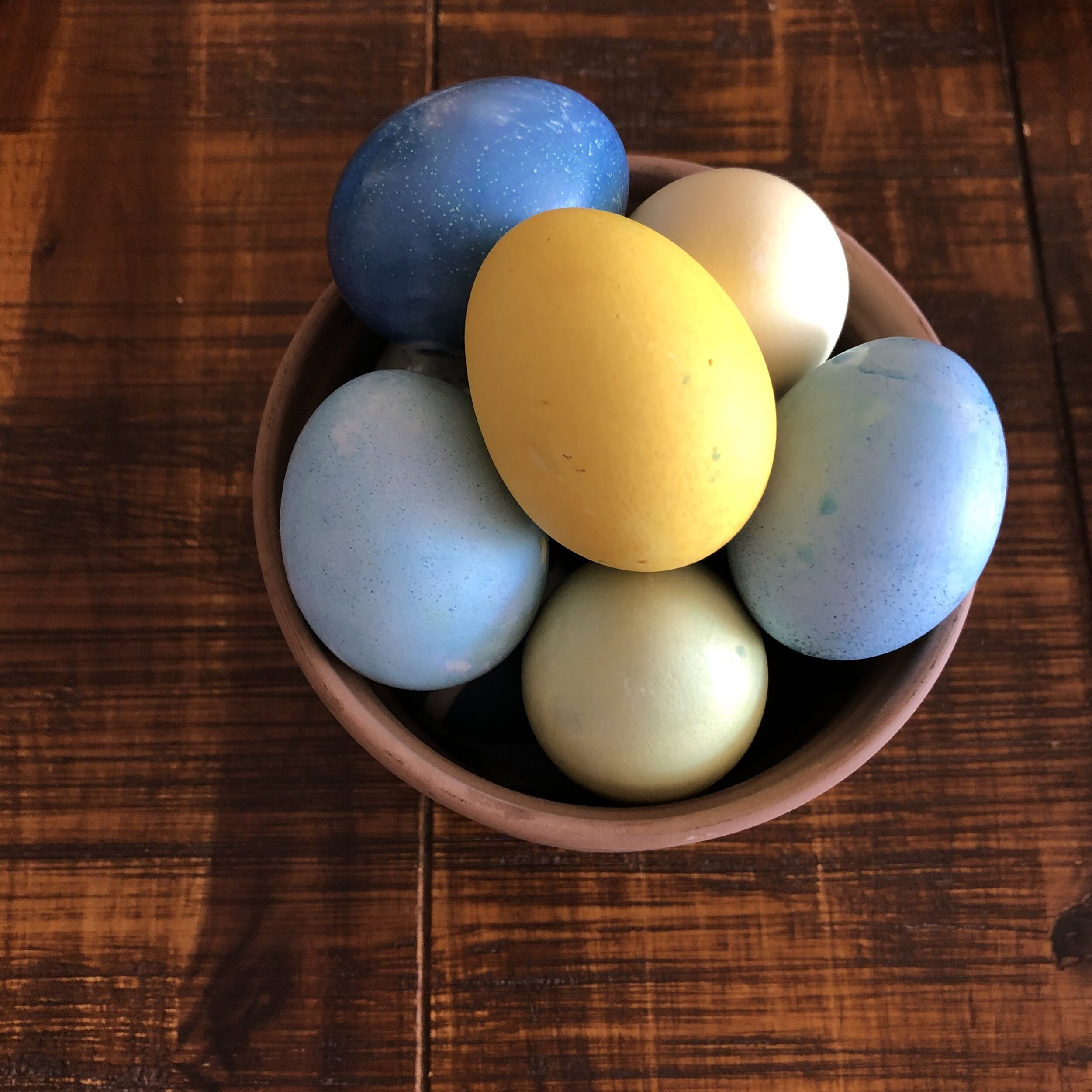 Make Your Own At Home Naturally Dyed Eggs Teaching Table