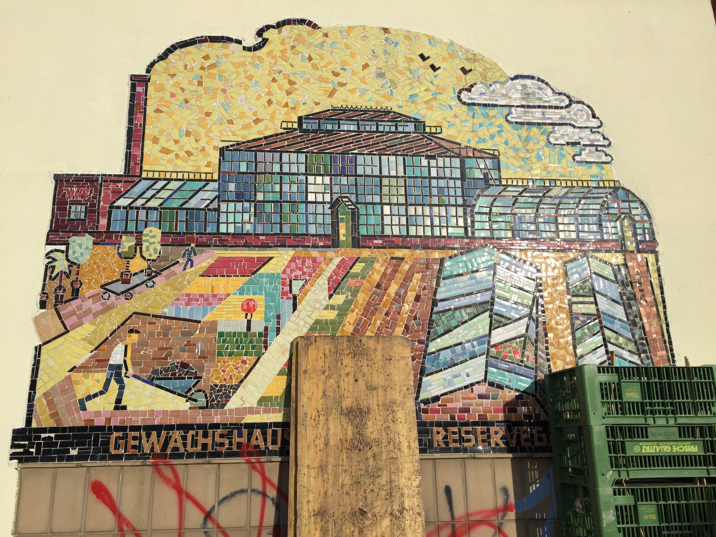 Copy of Market Mosaic - Vienna, Austria