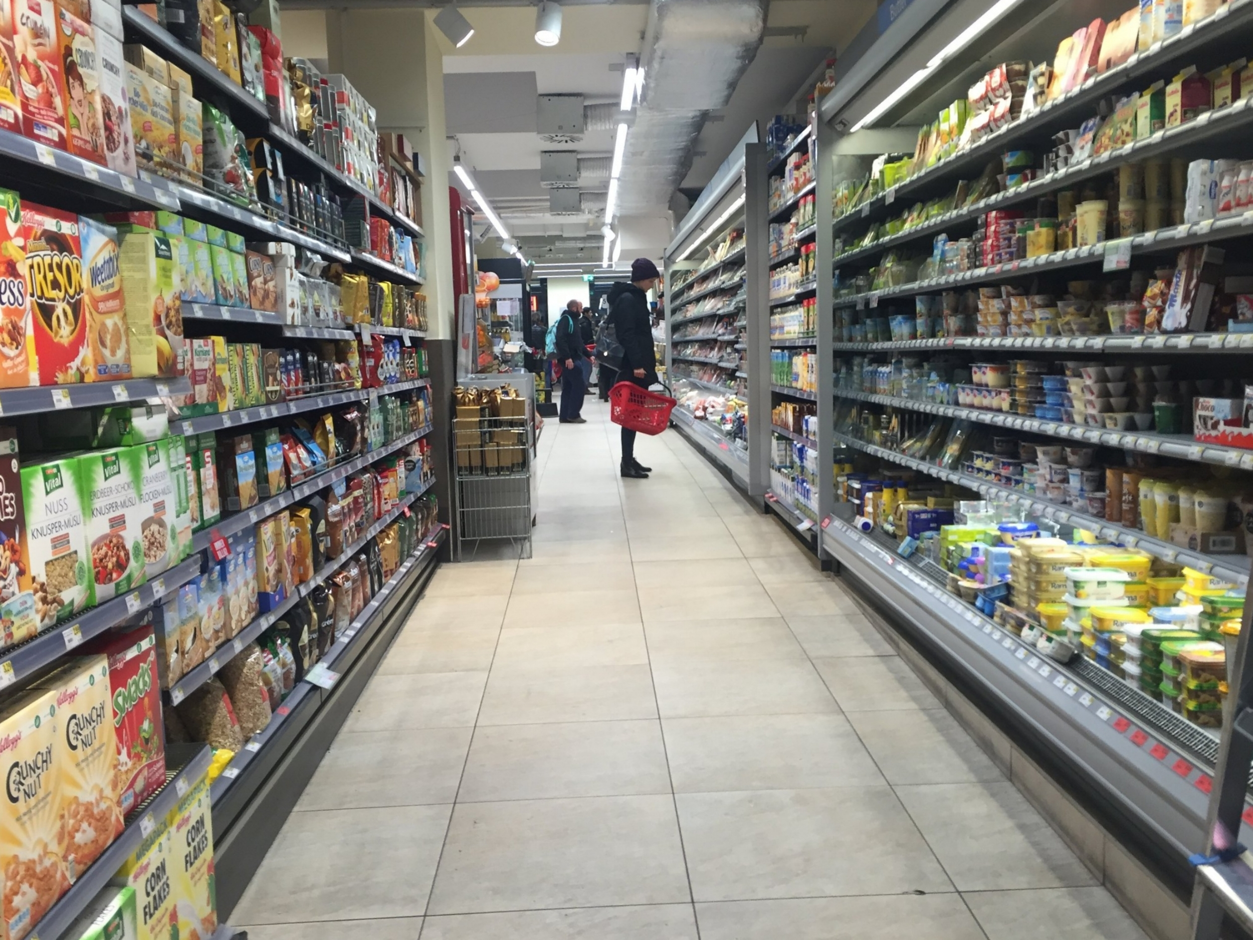 Copy of Supermarket - Berlin, Germany