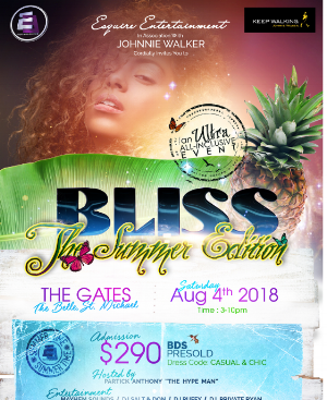bliss 2018 the summer edition
