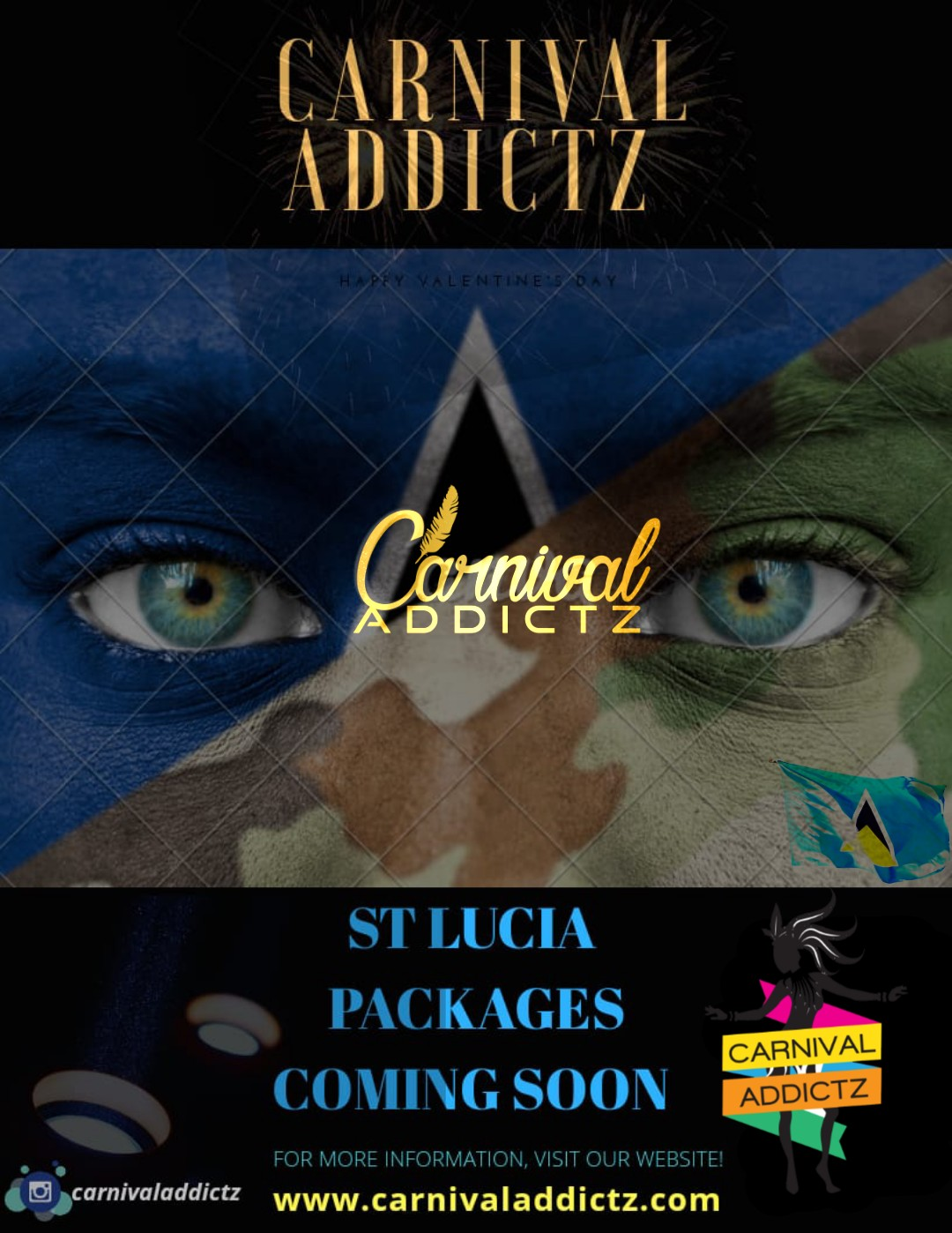 Stay tuned for information on our St. Lucia Packages…..