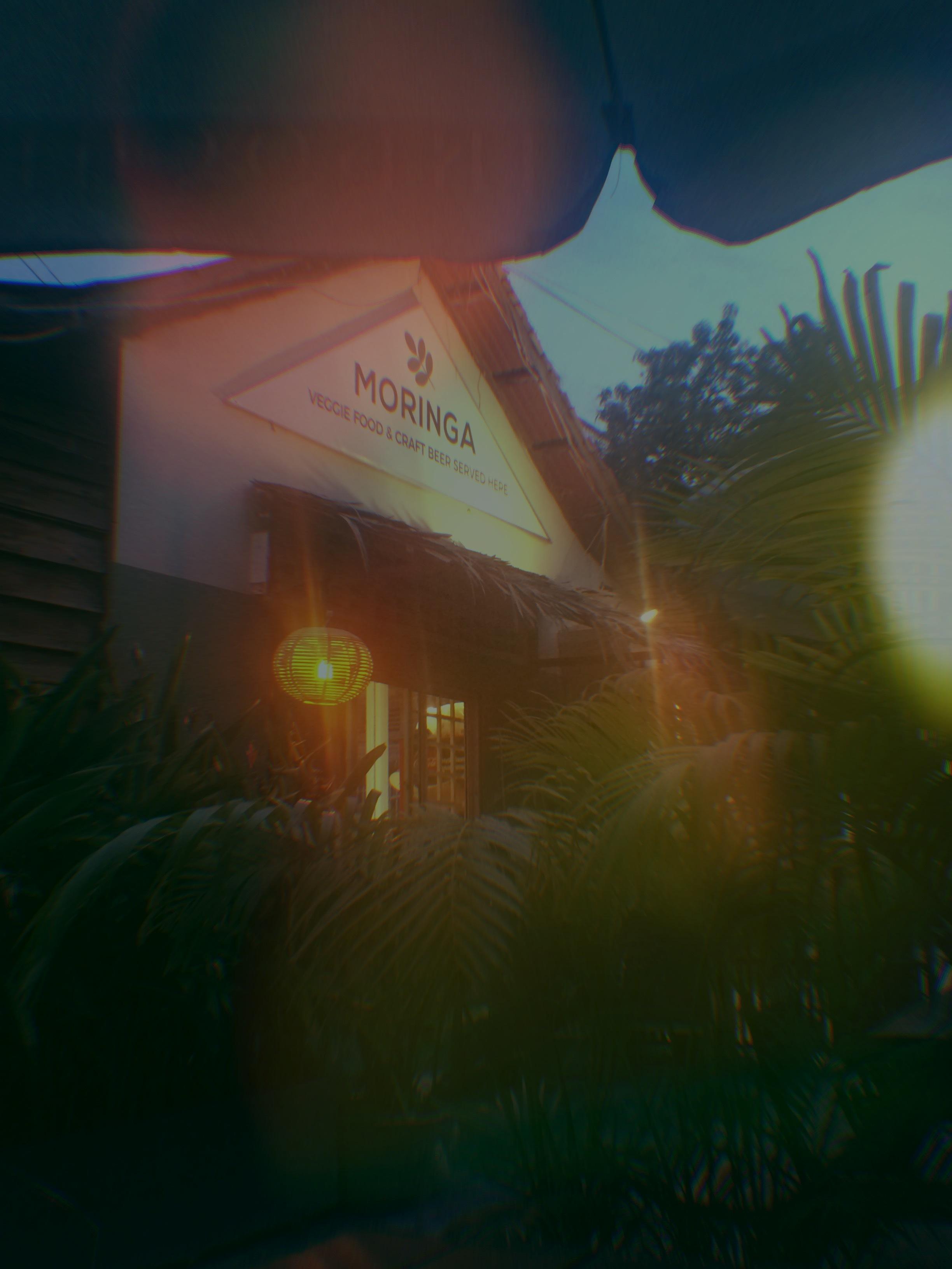 My favourite hang out in Siem Reap - Moringa Bar
