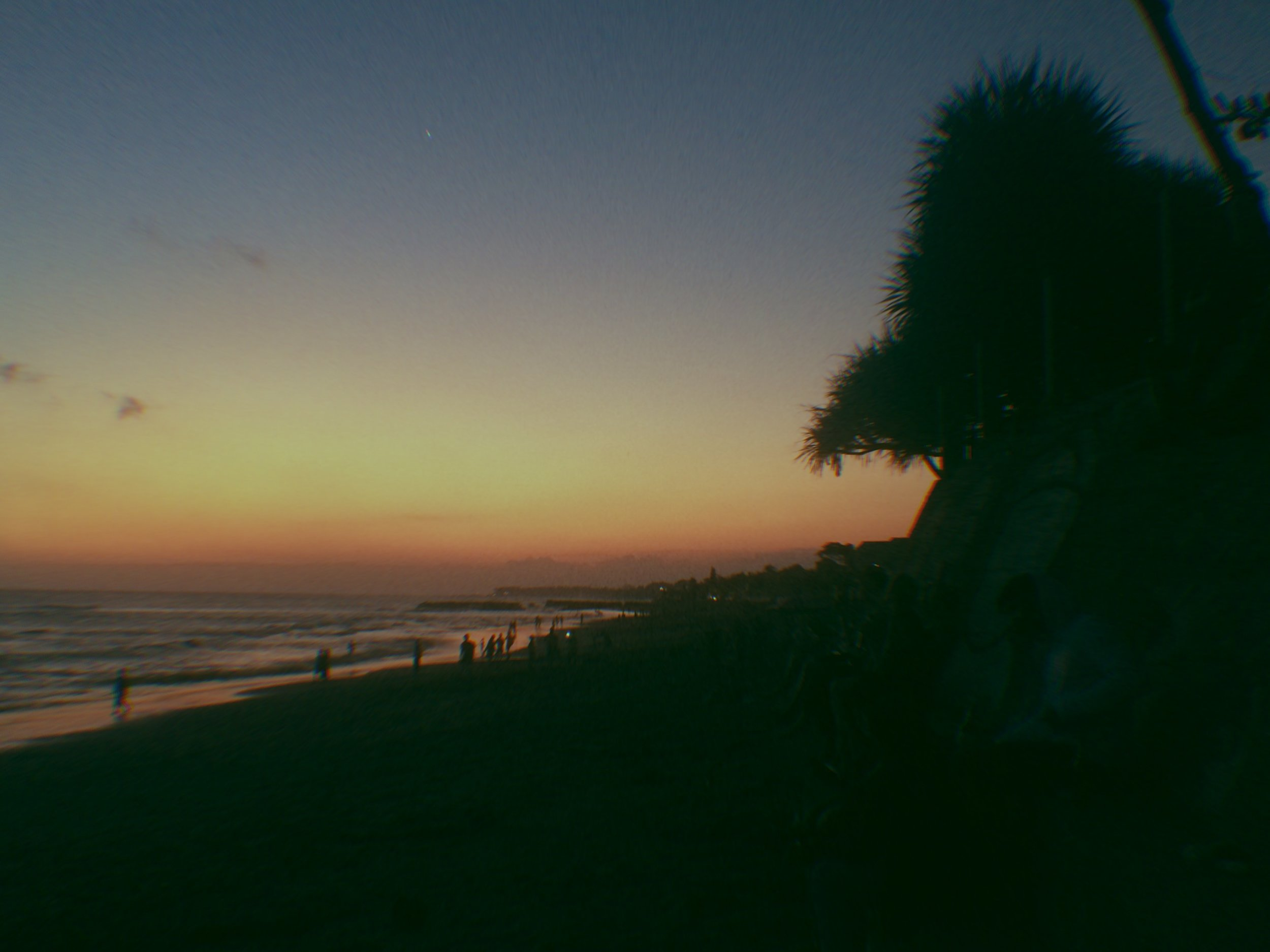 The sunsets from Echo Beach in Canggu are simply unreal!