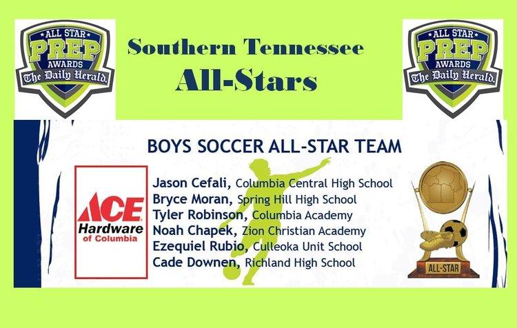 758d5b00a Boys Soccer All-Star Team — All-Star Prep Awards