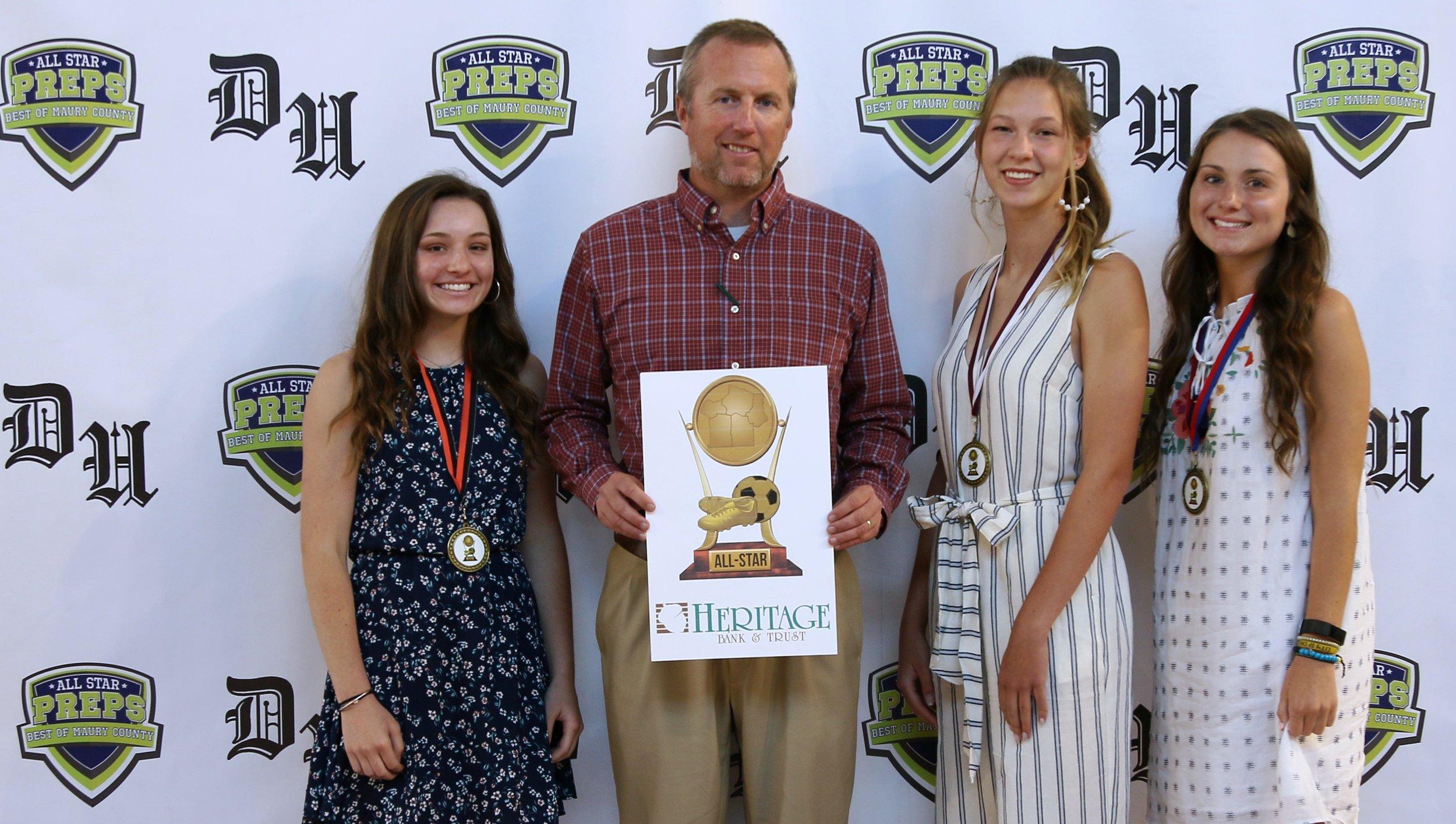 Girls Soccer All-Star Team — All-Star Prep Awards