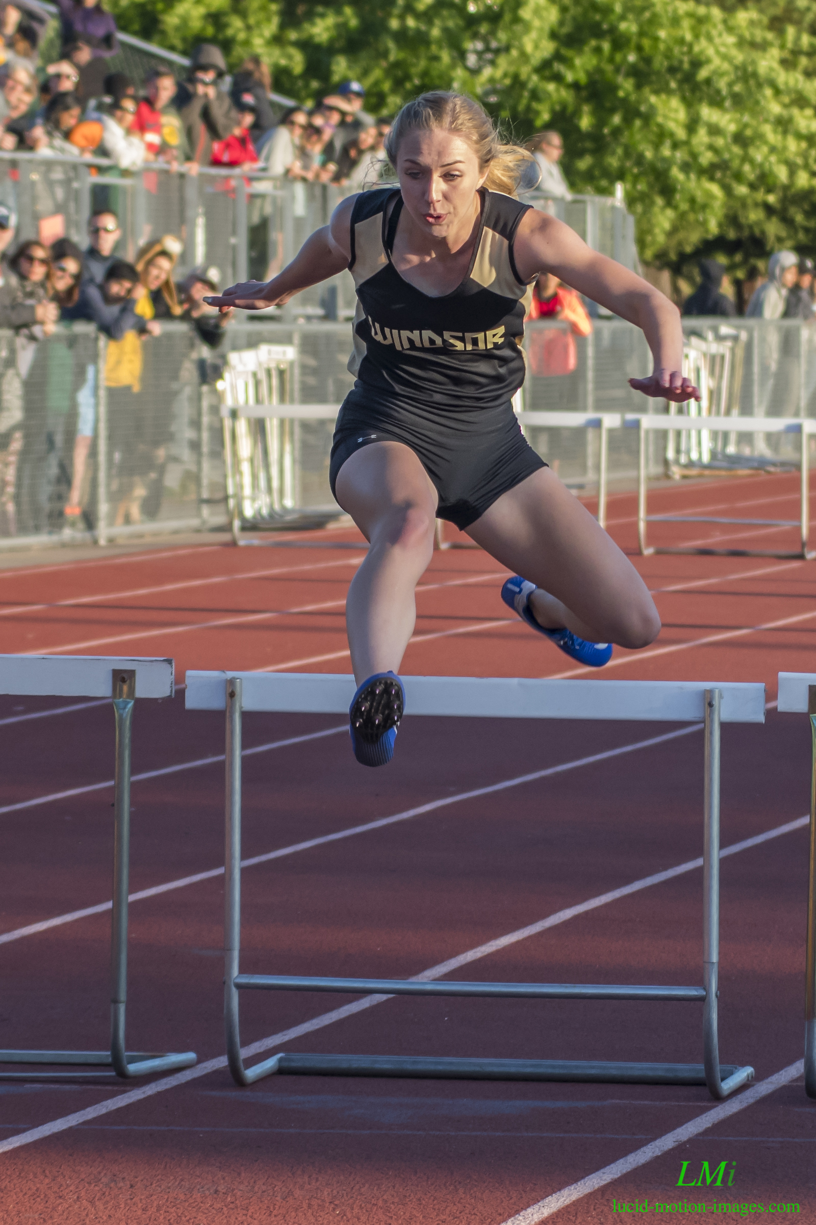 """maddie call - """"Our family would like to thank you for your time and devotion to the kids of track and field. Your photos are amazing and will be treasured at our house. Thanks for the memories captured.""""Lisa CallMaddy Call's Mother"""