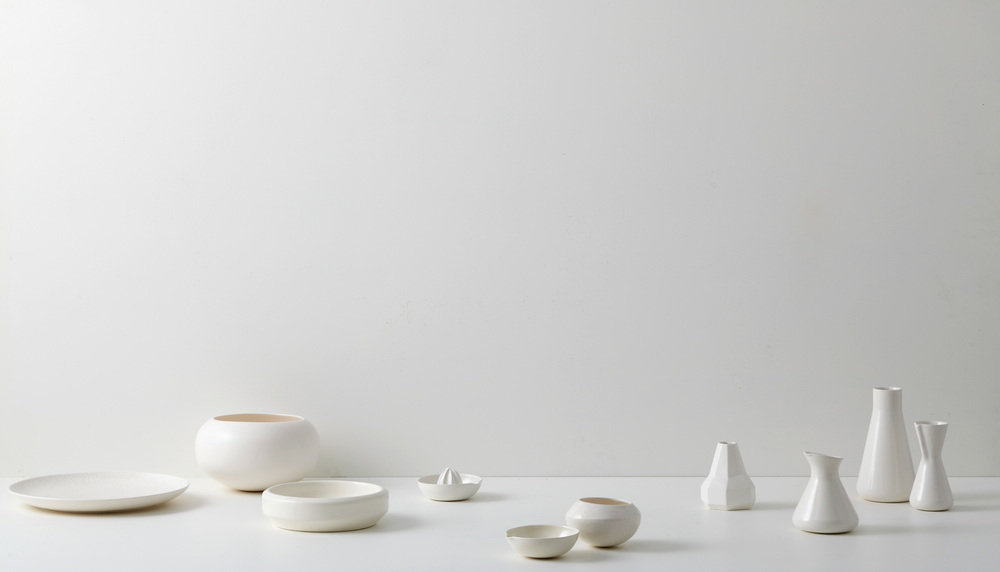 A selection of Gidon Bing Ceramics