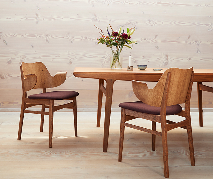 Arne Hovmand-Olsen 'Evermore' Dining Table Image Credit: Warm Nordic