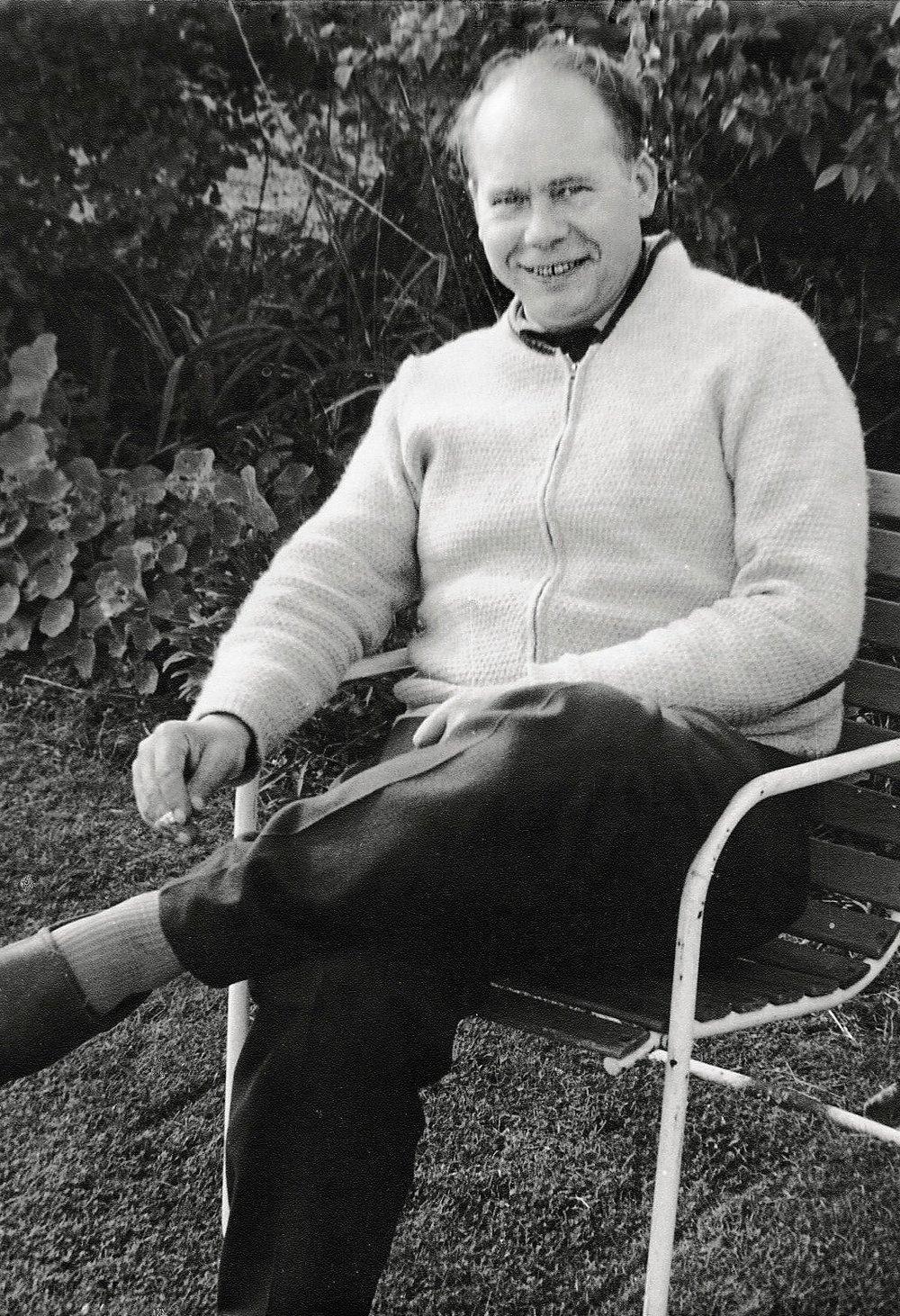 Danish Designer Arne Hovmand-Olsen