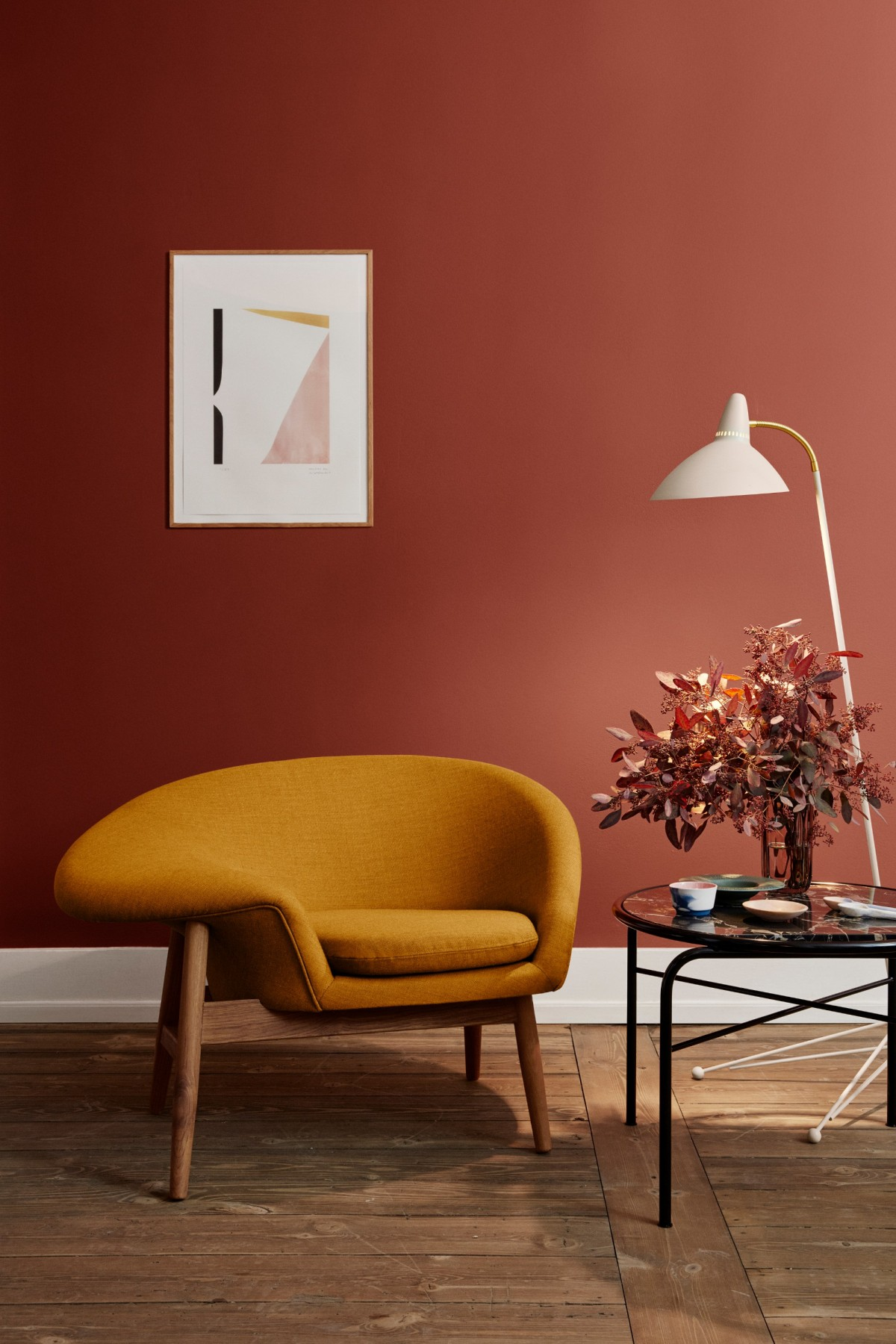 Hans Olsen 'Fried Egg' Lounge Chair Image Credit: Warm Nordic
