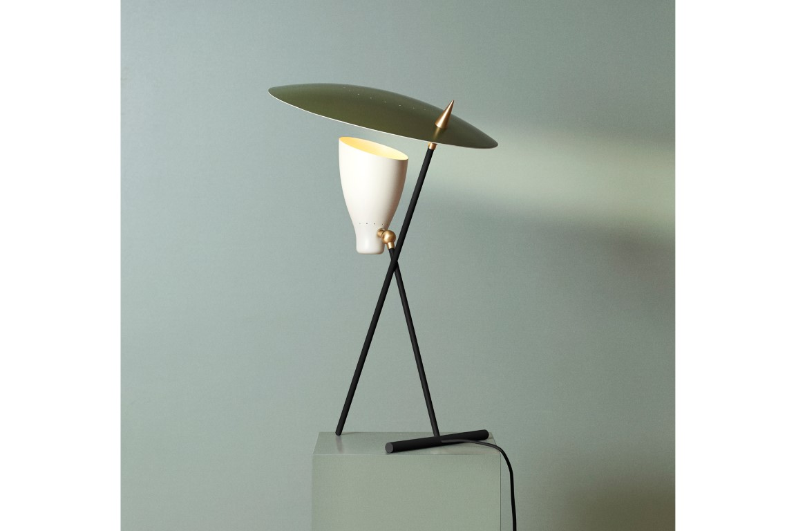 Svend Aage Holm-Sørensen 'Silhouette' Table Lamp Image Credit: Warm Nordic