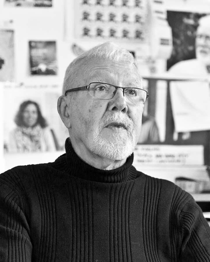 Danish Architect Hans Bolling