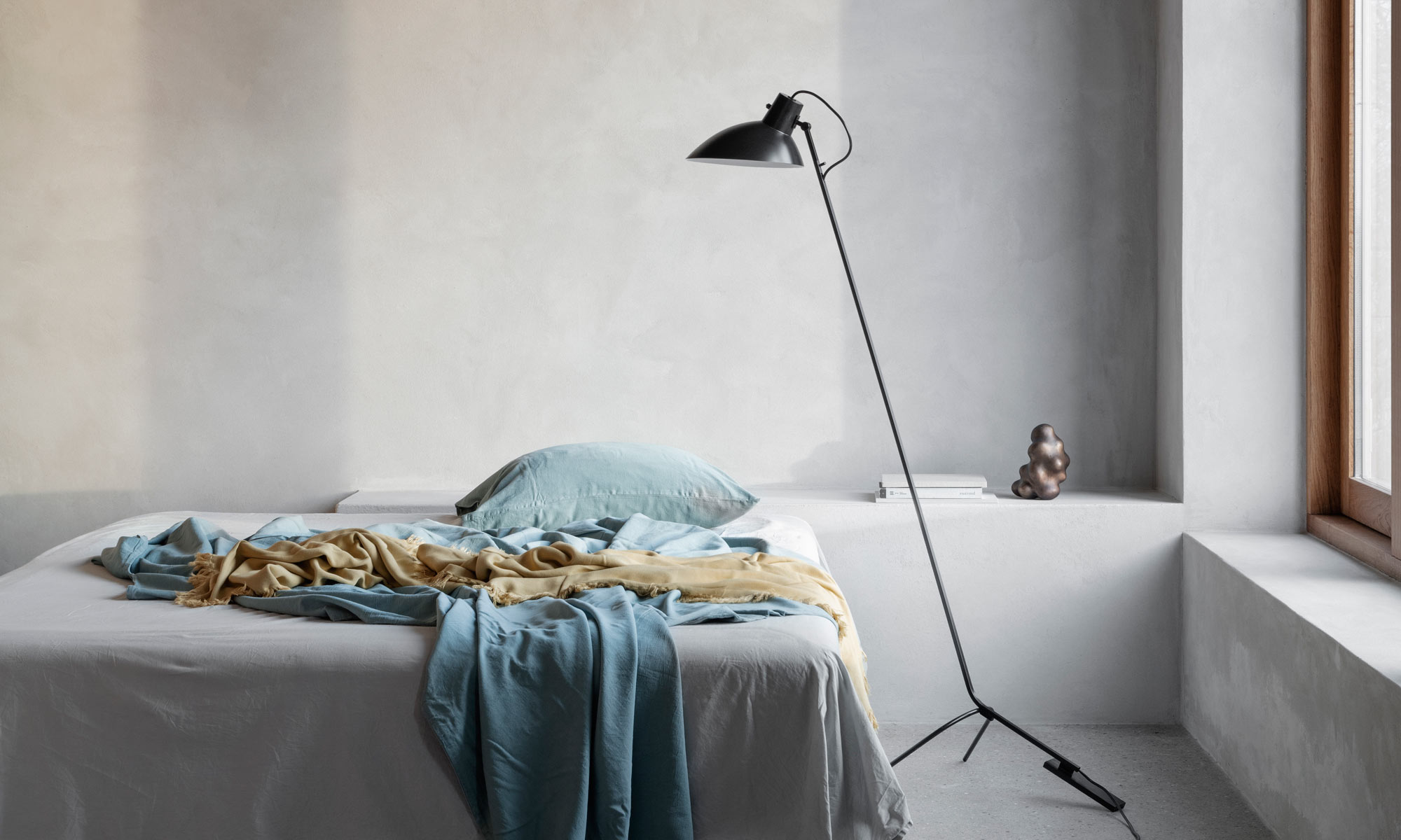 Astep 'VV Cinquanta' Floor Lamp by Vittoriano Viganò Image Credit: Astep