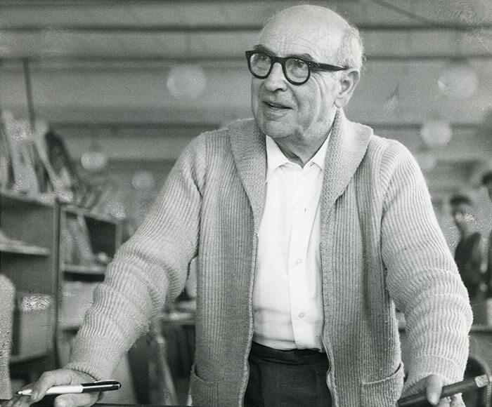 British Designer Lucian Ercolani