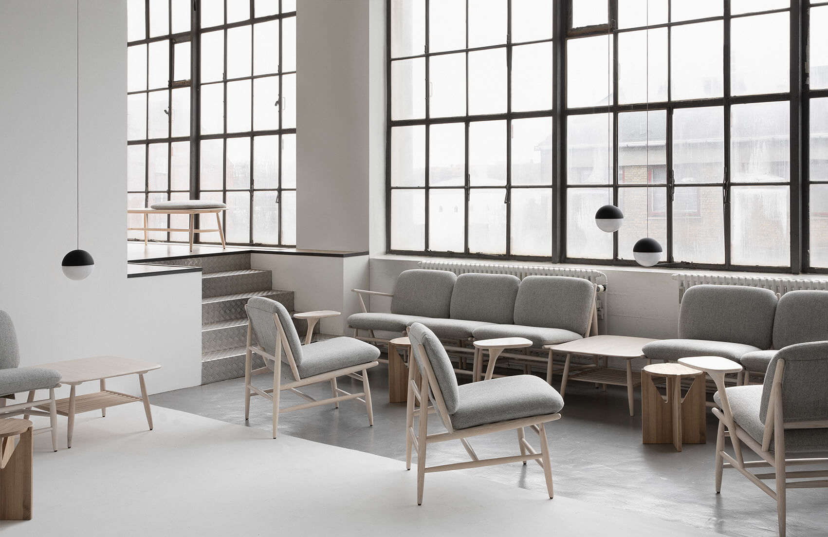 Ercol 'Von' Furniture Range by Hlynur Atlason
